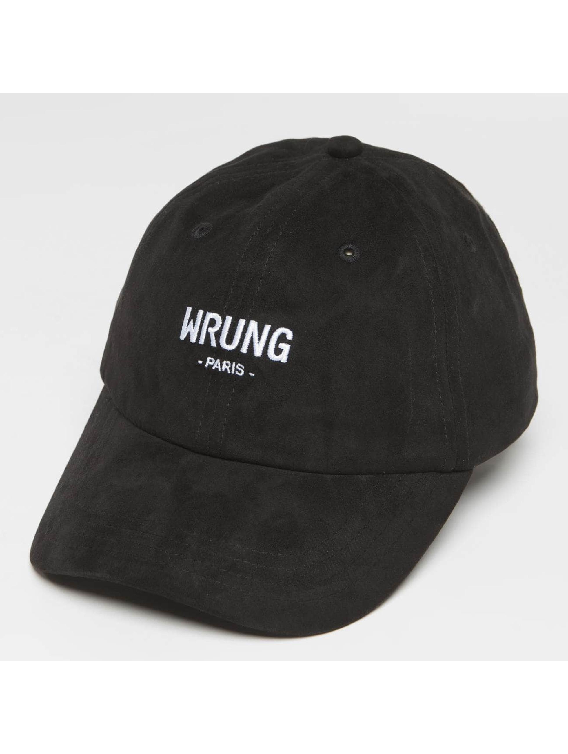 nouvelle collection profiter de prix bas choisir véritable Wrung Division Casual Snapback Cap Black