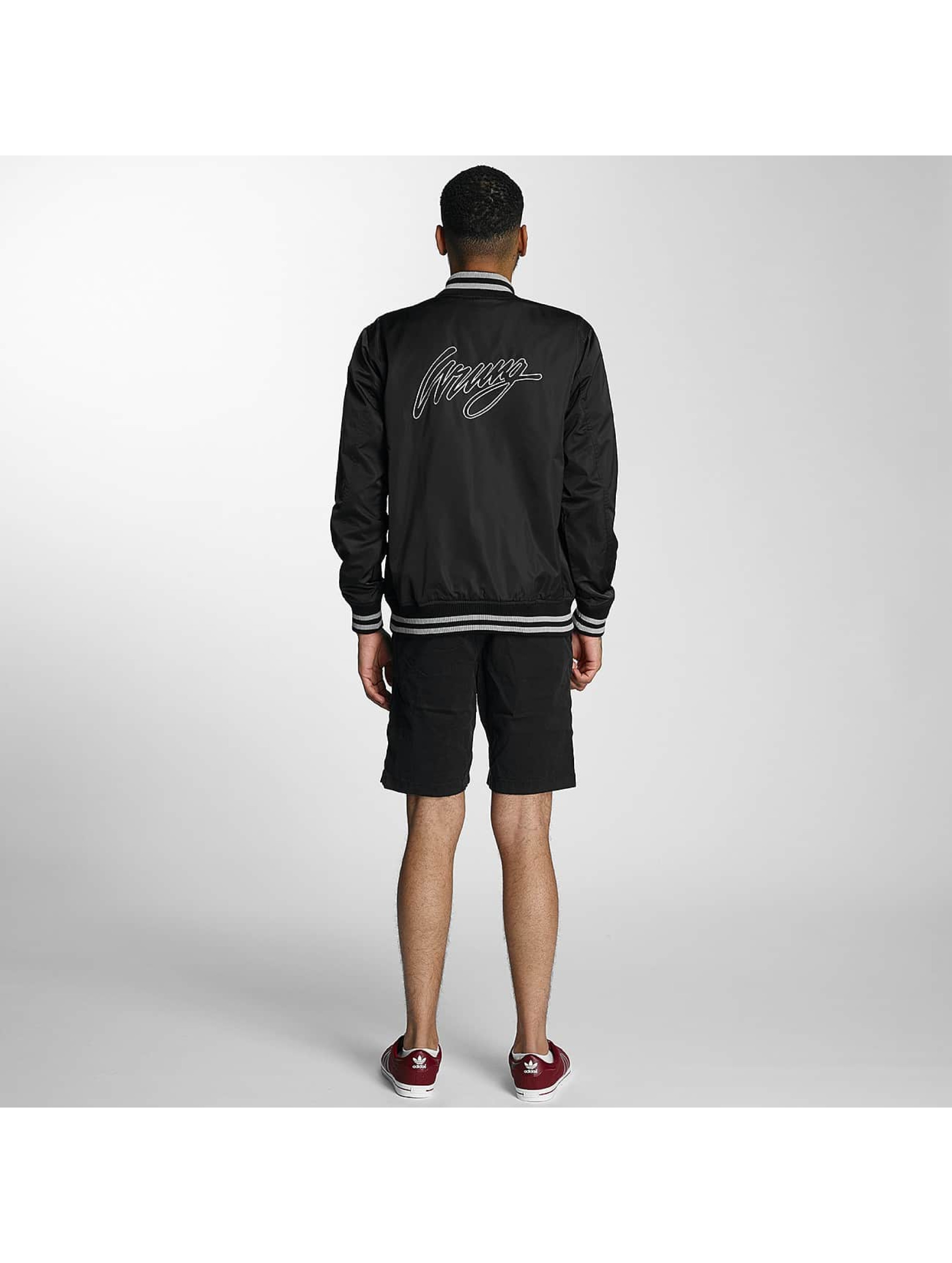 Wrung Division College Jackets Touchdown czarny