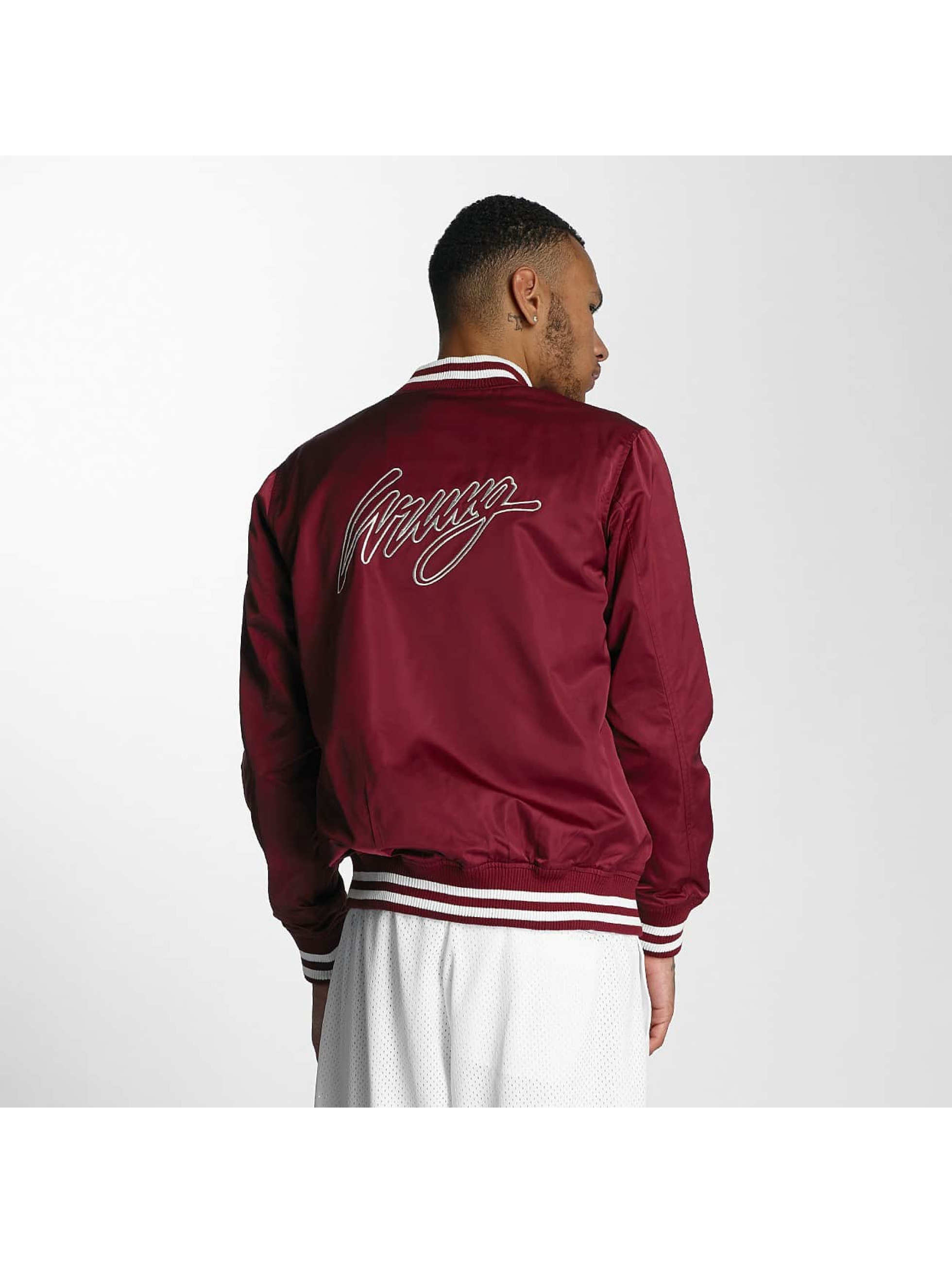 Wrung Division College Jackets Touchdown czerwony