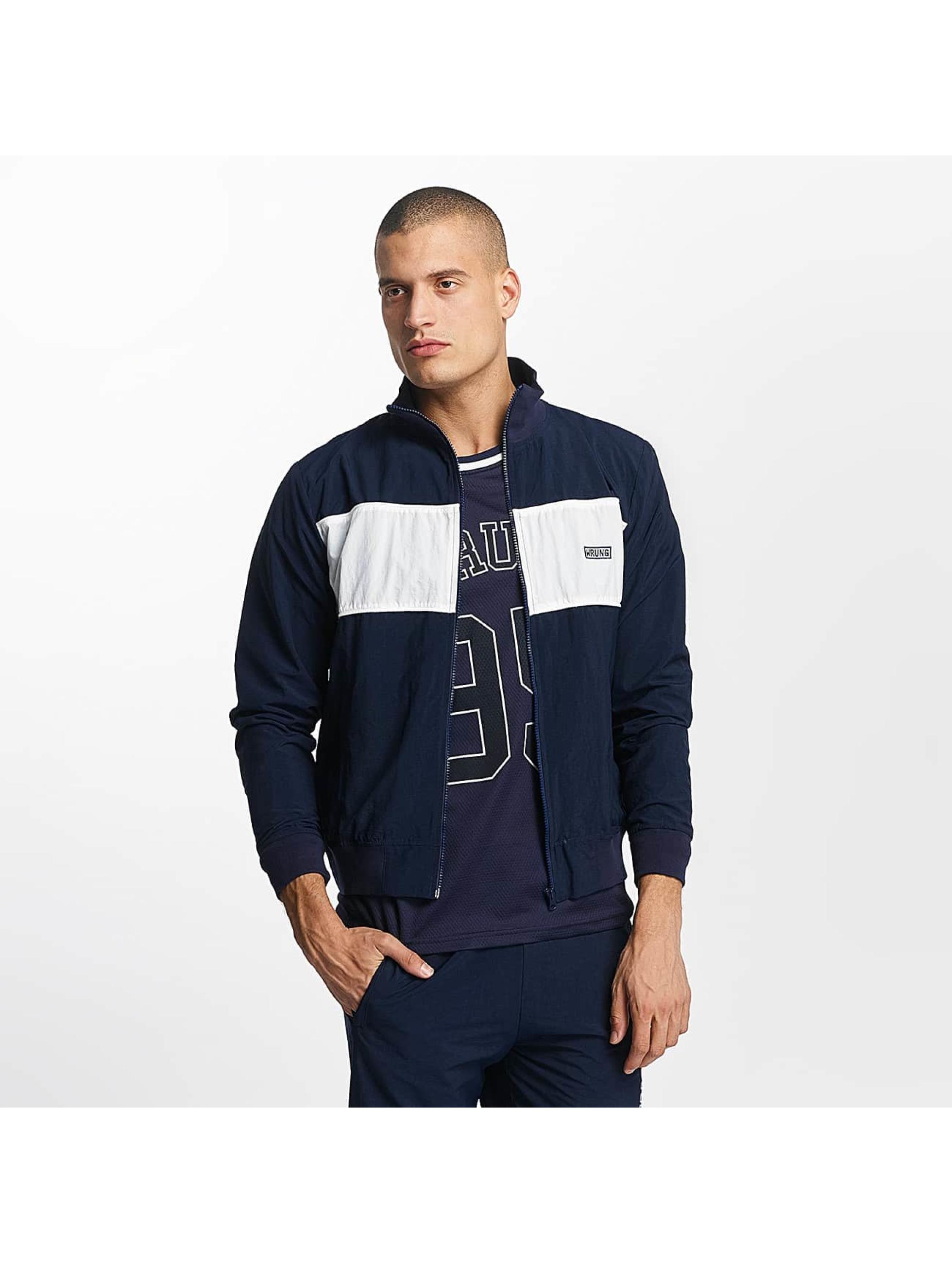 Wrung Division Lightweight Jacket Ideal blue