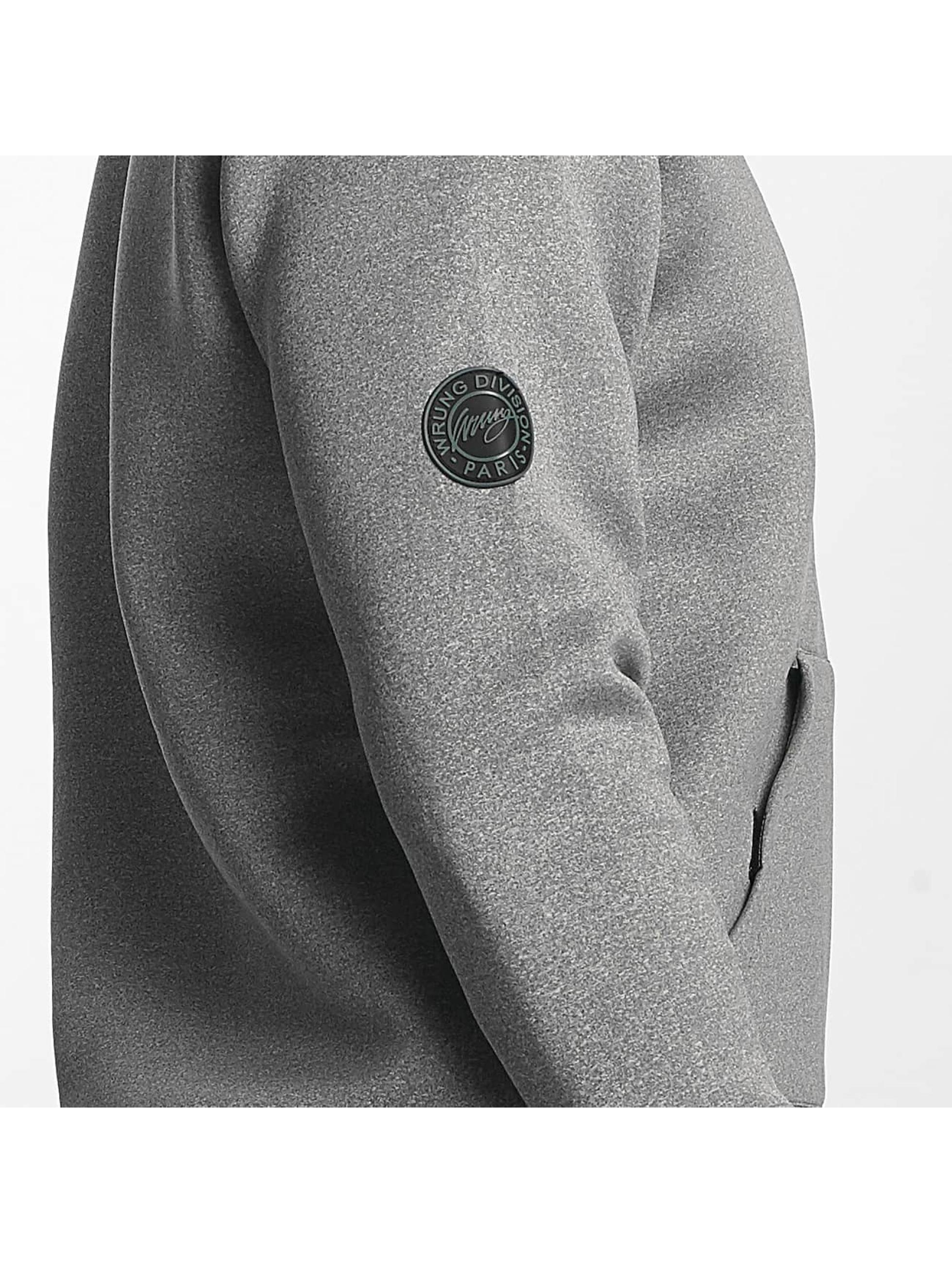 Wrung Division Lightweight Jacket Tekk Winter gray