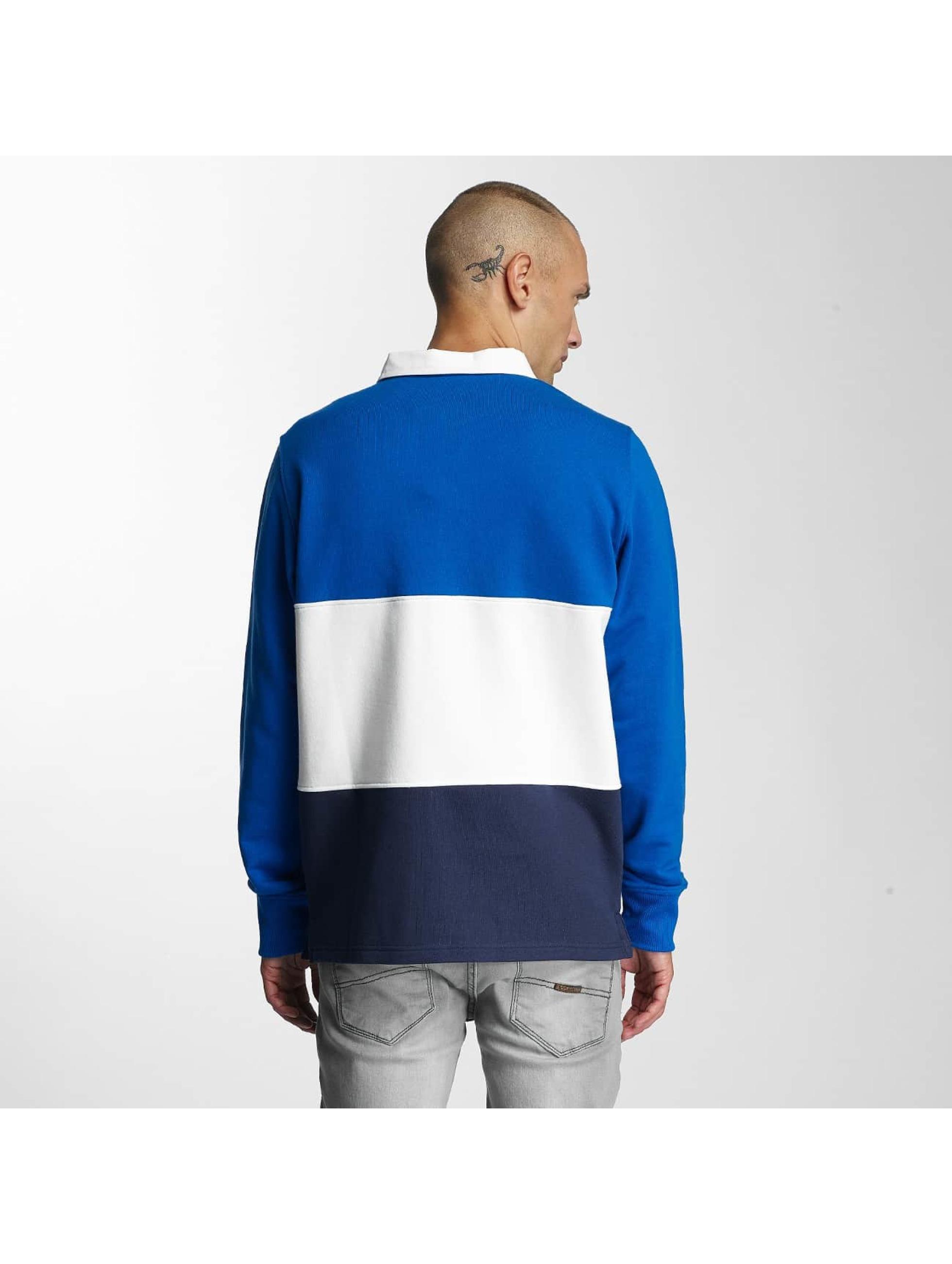 Wrung Division Poloshirt Park Polo blue
