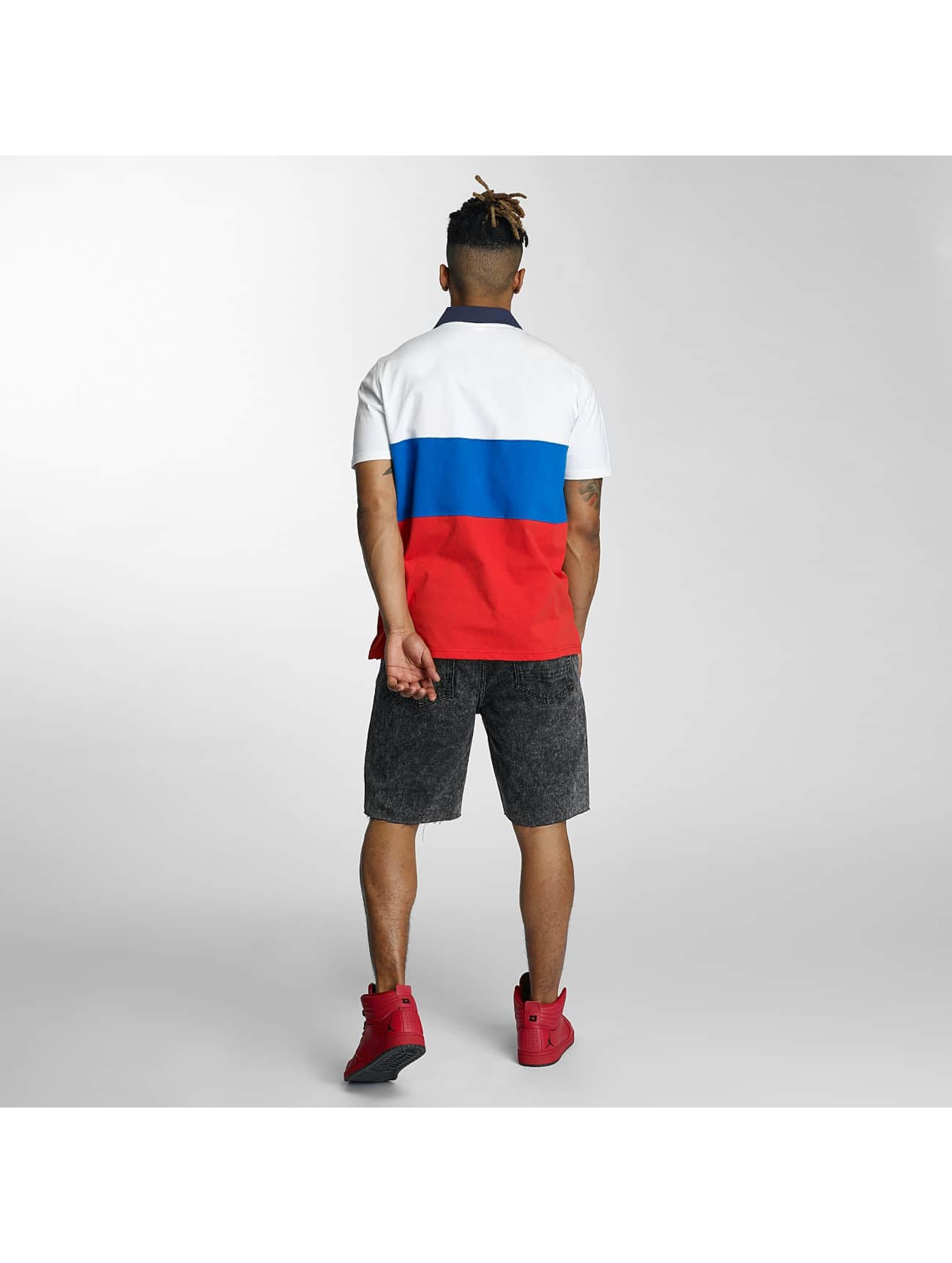 Wrung Division Poloshirt Sport weiß
