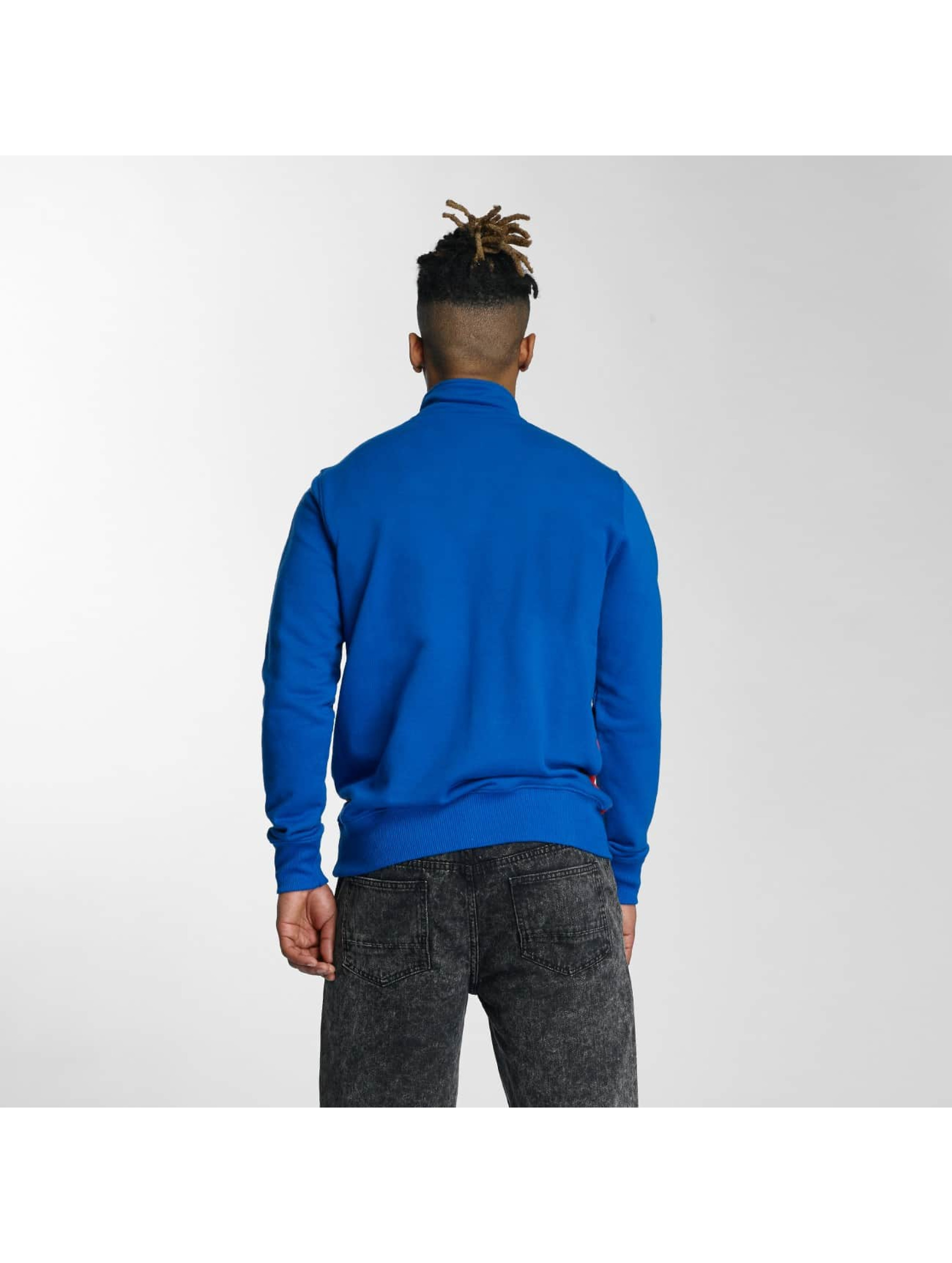 Wrung Division Pullover Rushmore blau