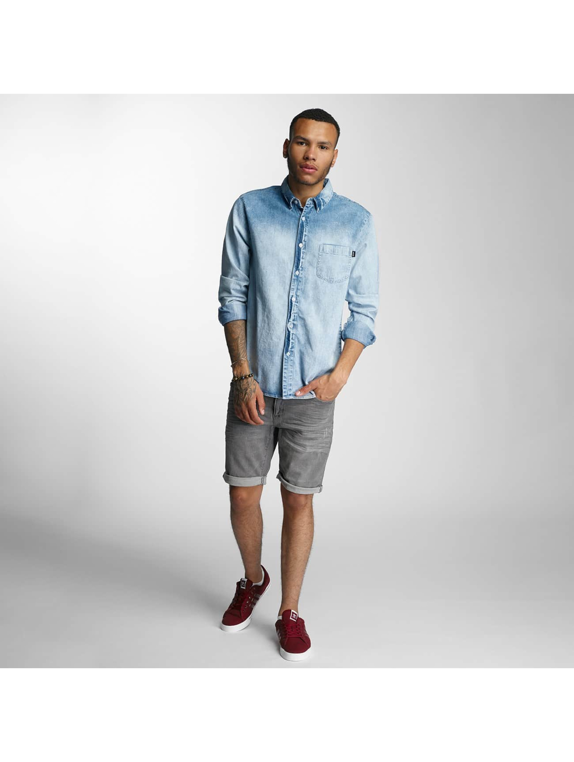 Wrung Division Shirt Kirk blue
