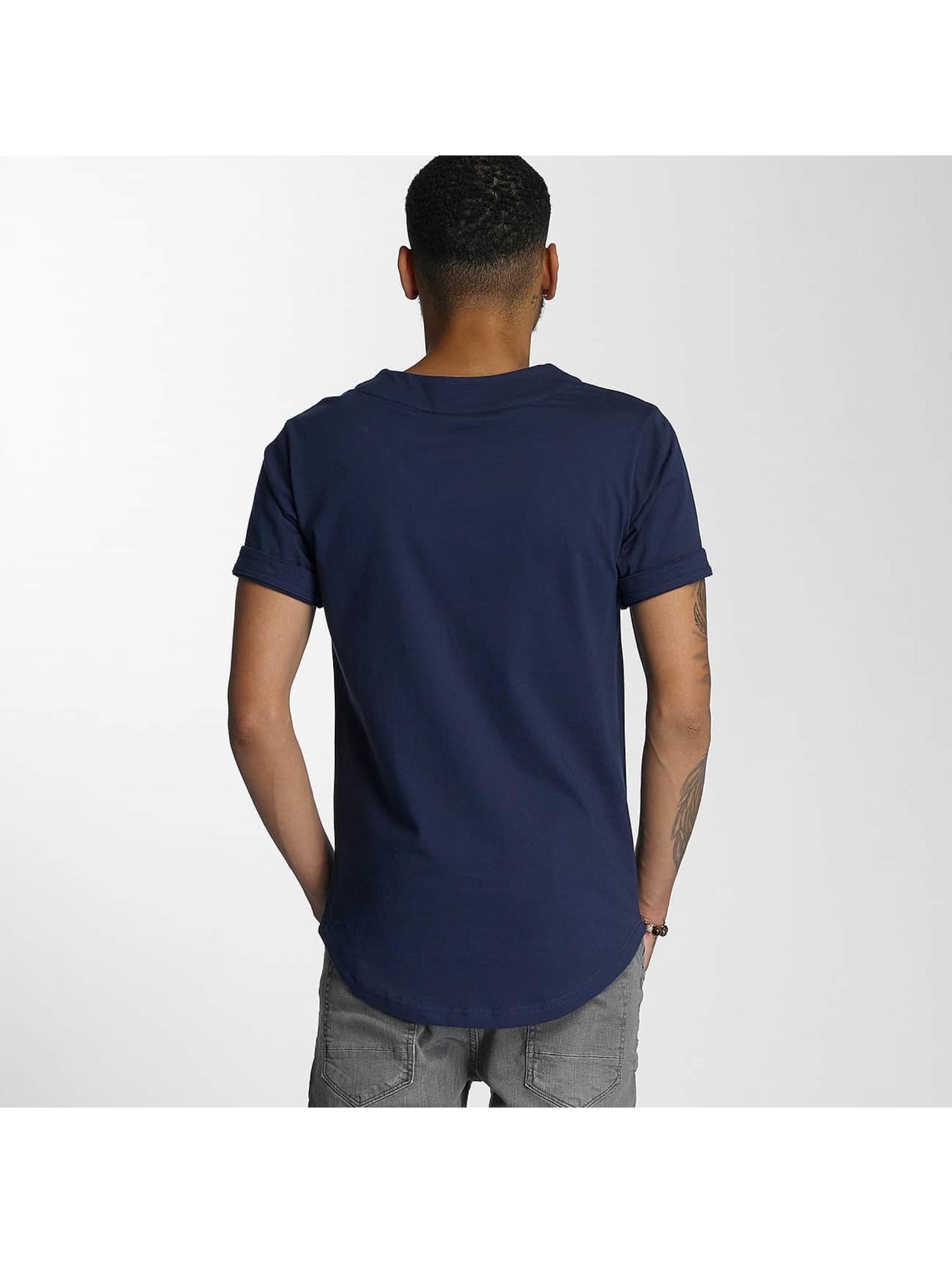 Wrung Division Skjorter Hitman Baseball blå