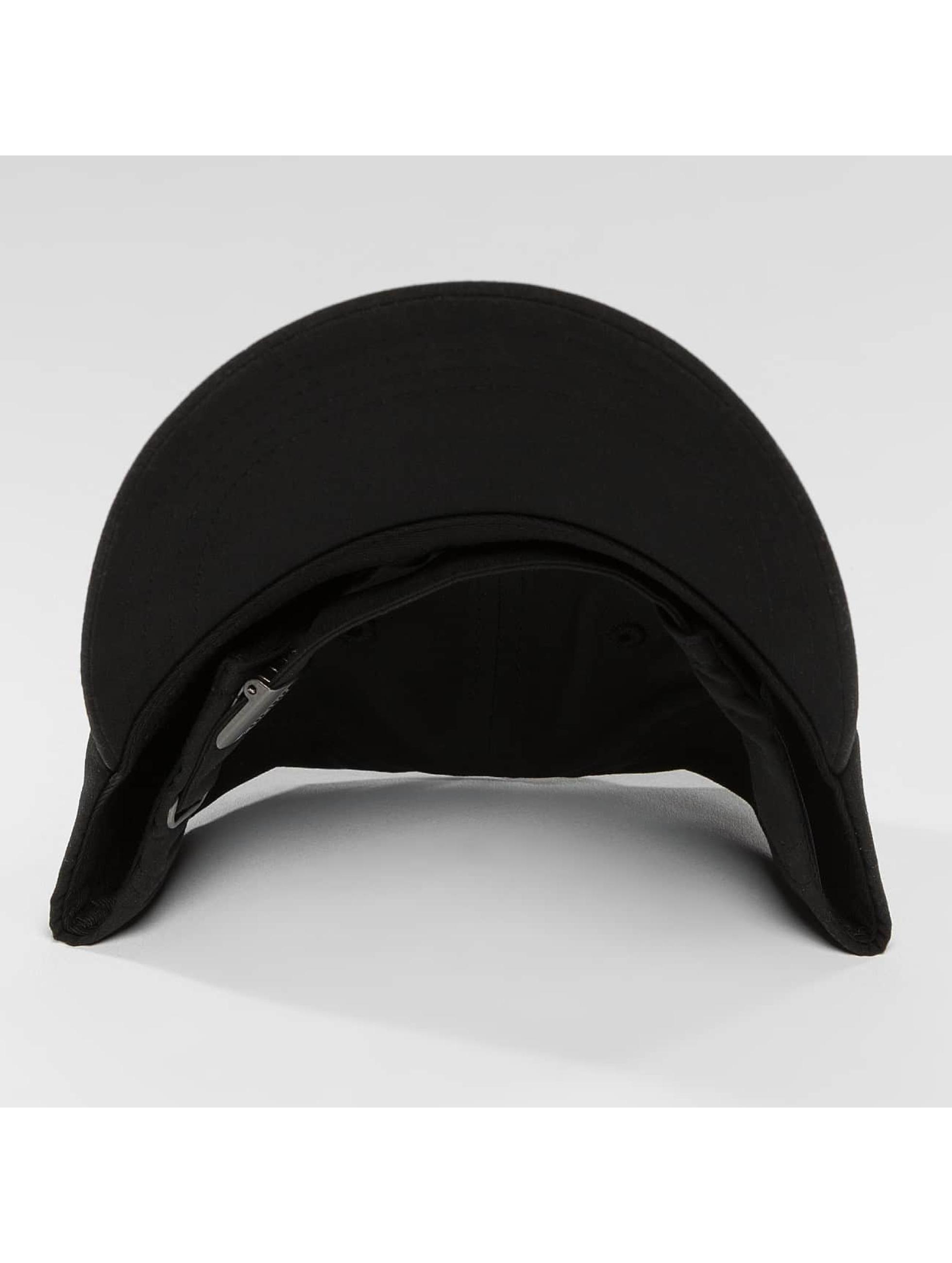 Wrung Division Snapback Caps Small Box musta