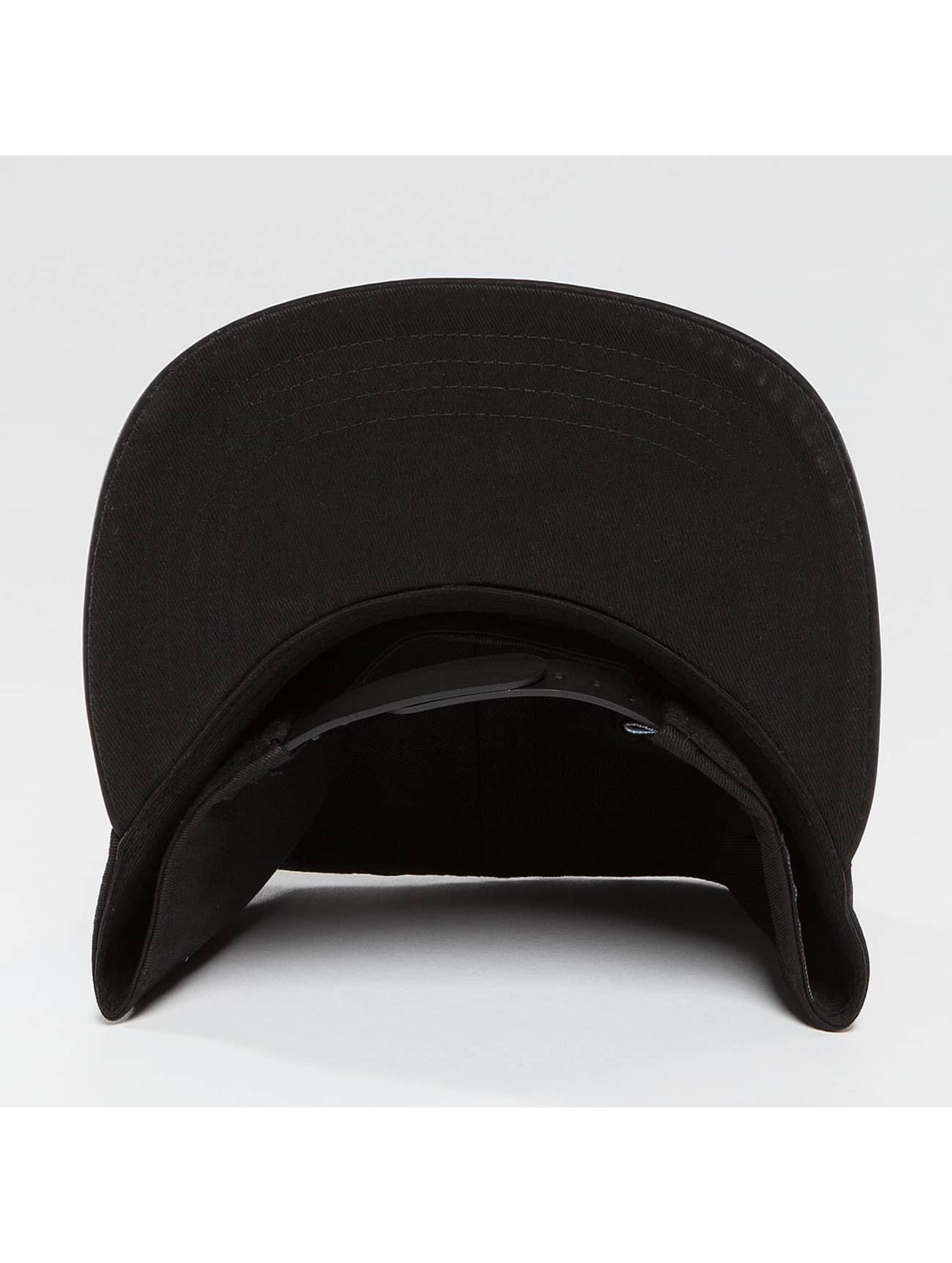Wrung Division Snapbackkeps Box svart