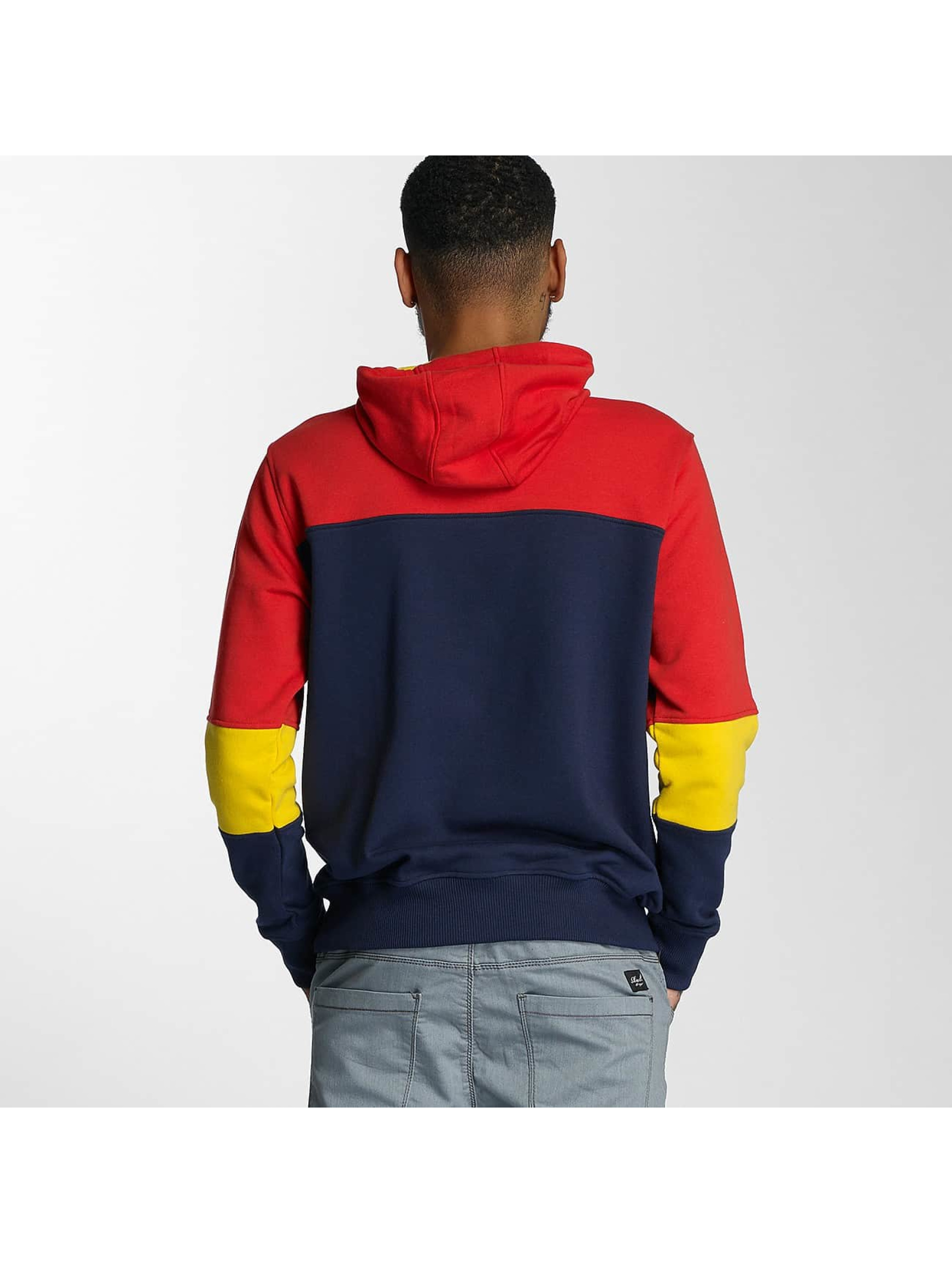 Wrung Division Sweat capuche Life rouge