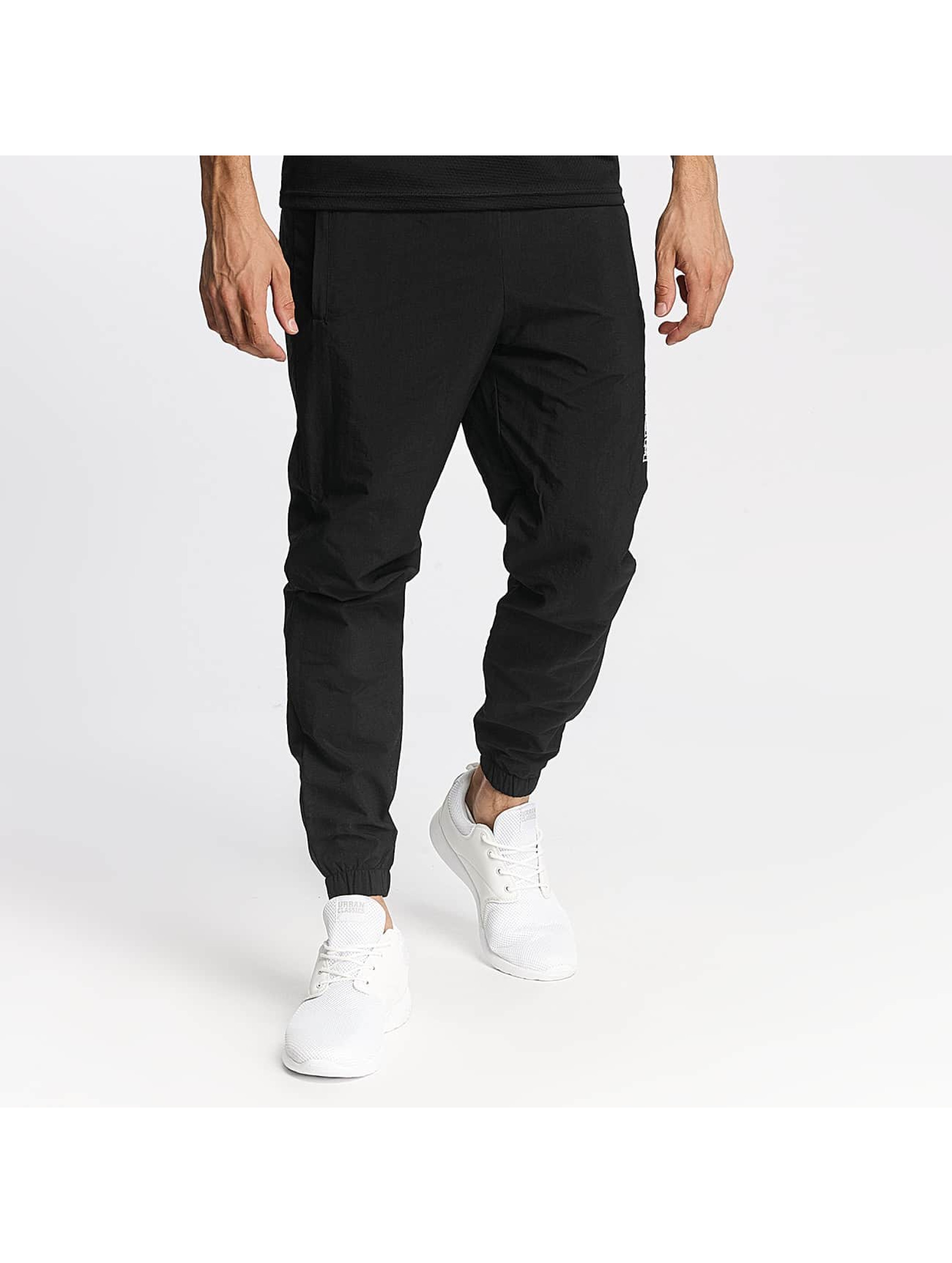 Wrung Division Sweat Pant Jam black