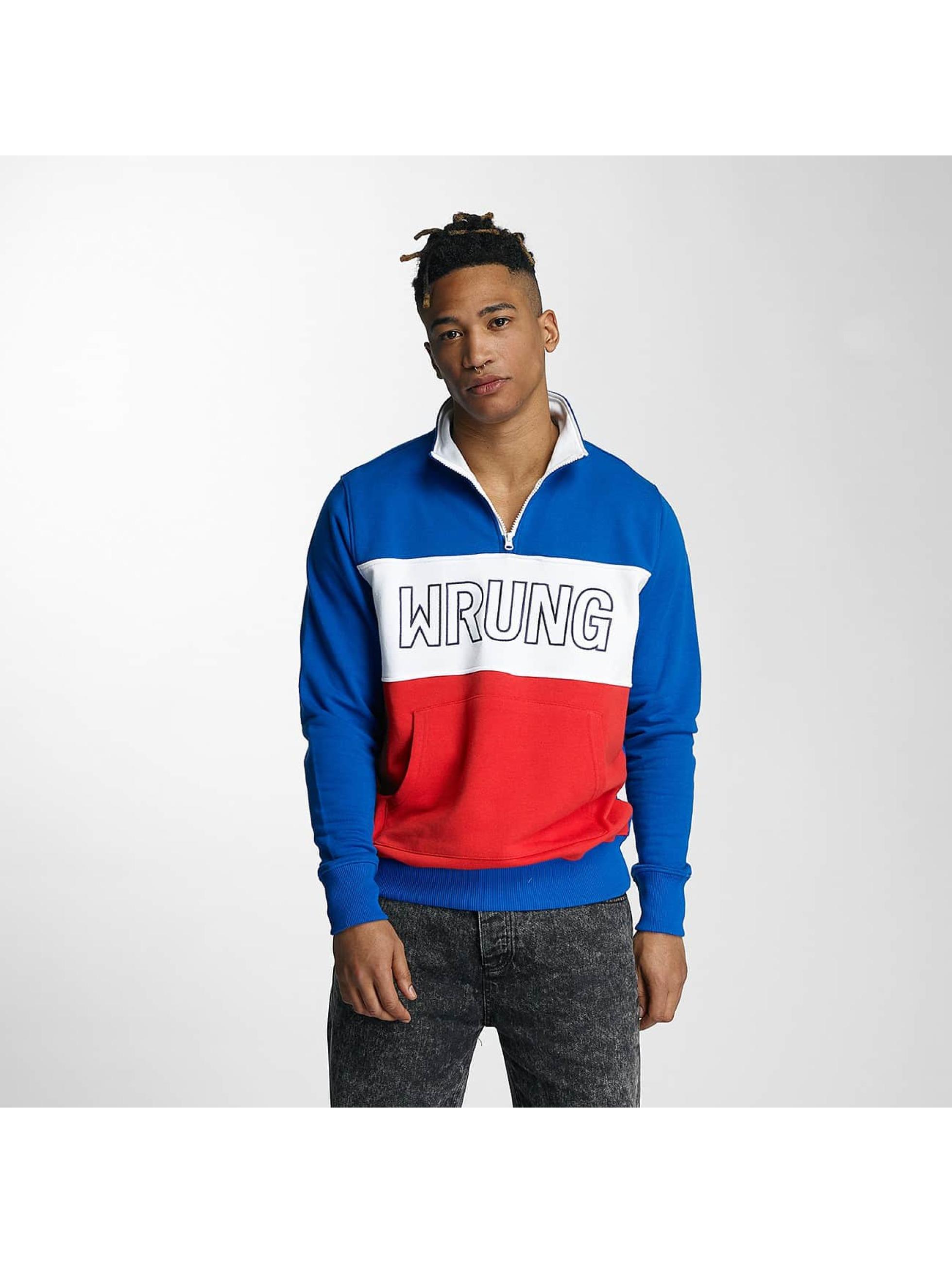Wrung Division Swetry Rushmore niebieski
