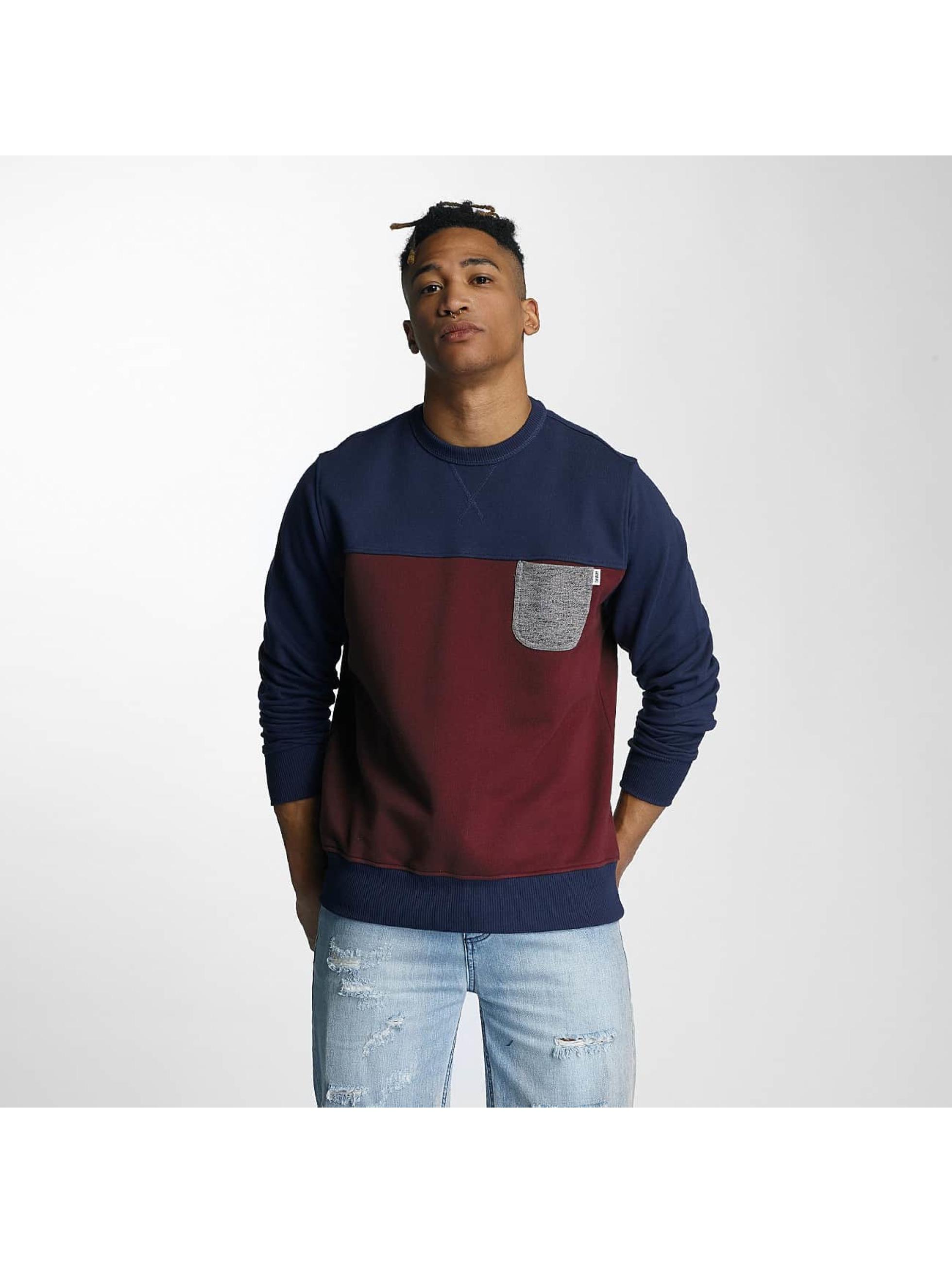 Wrung Division Swetry Posh niebieski