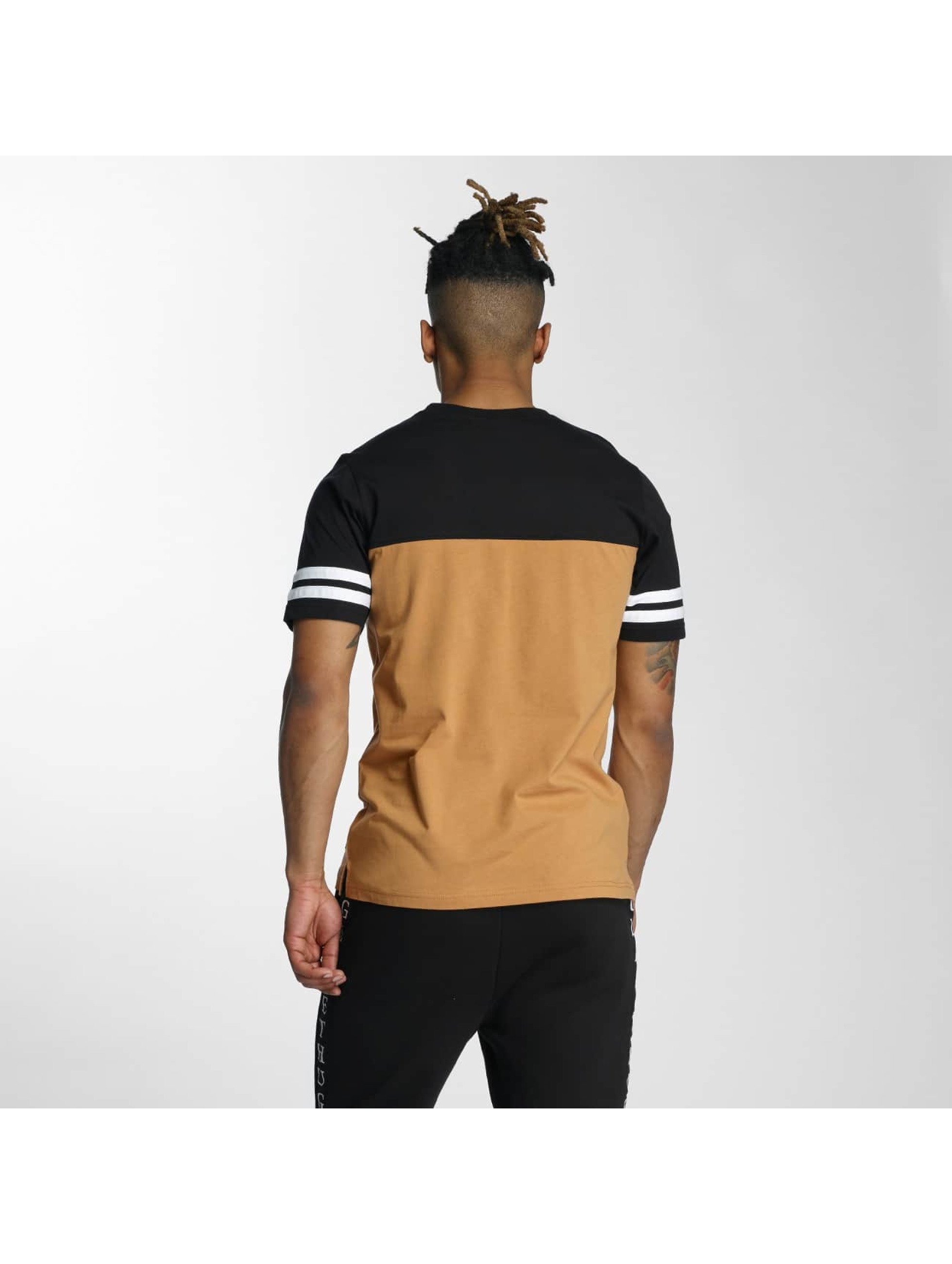 Wrung Division T-Shirt Beast black