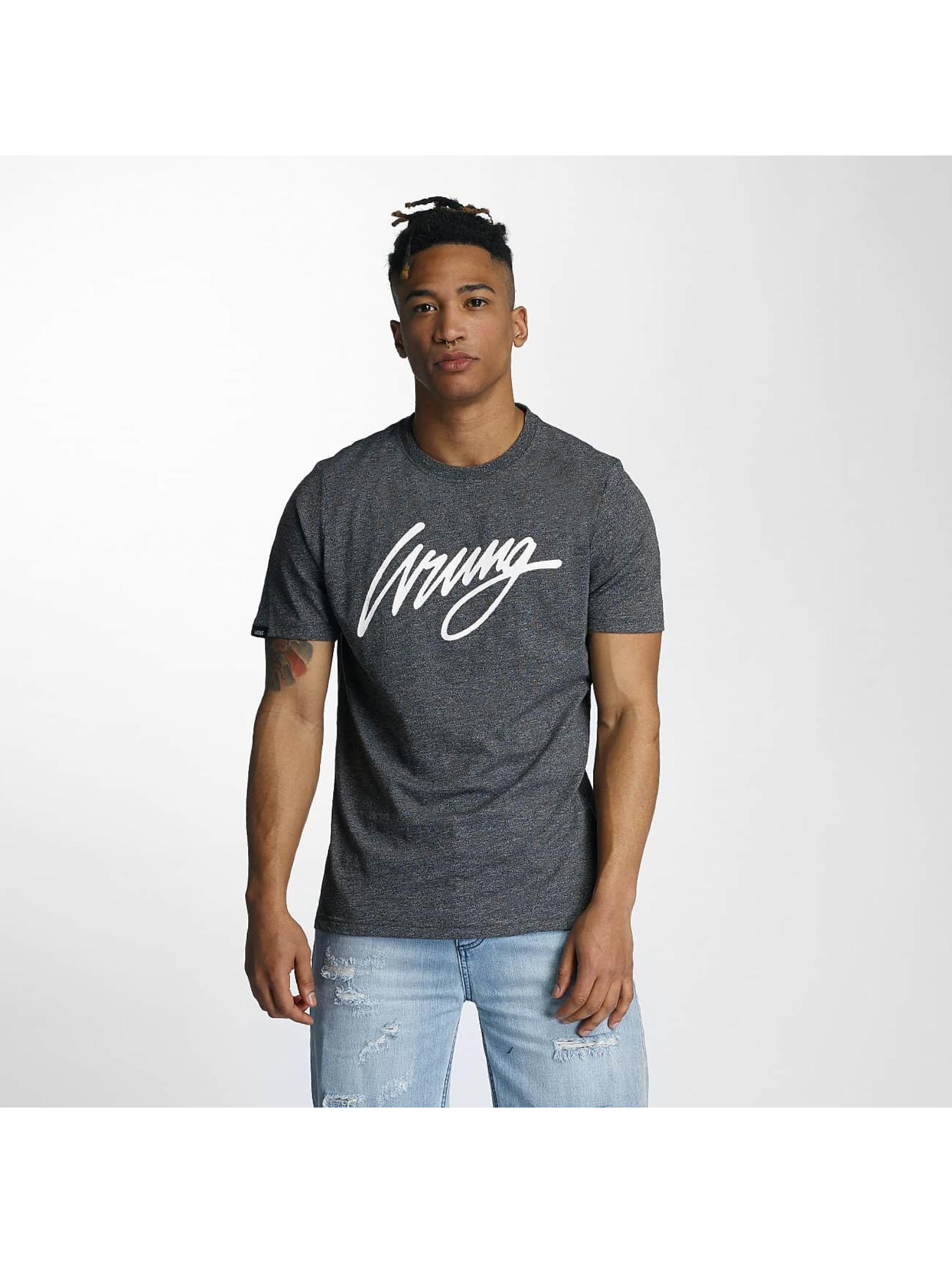 Wrung Division T-Shirt Signature black