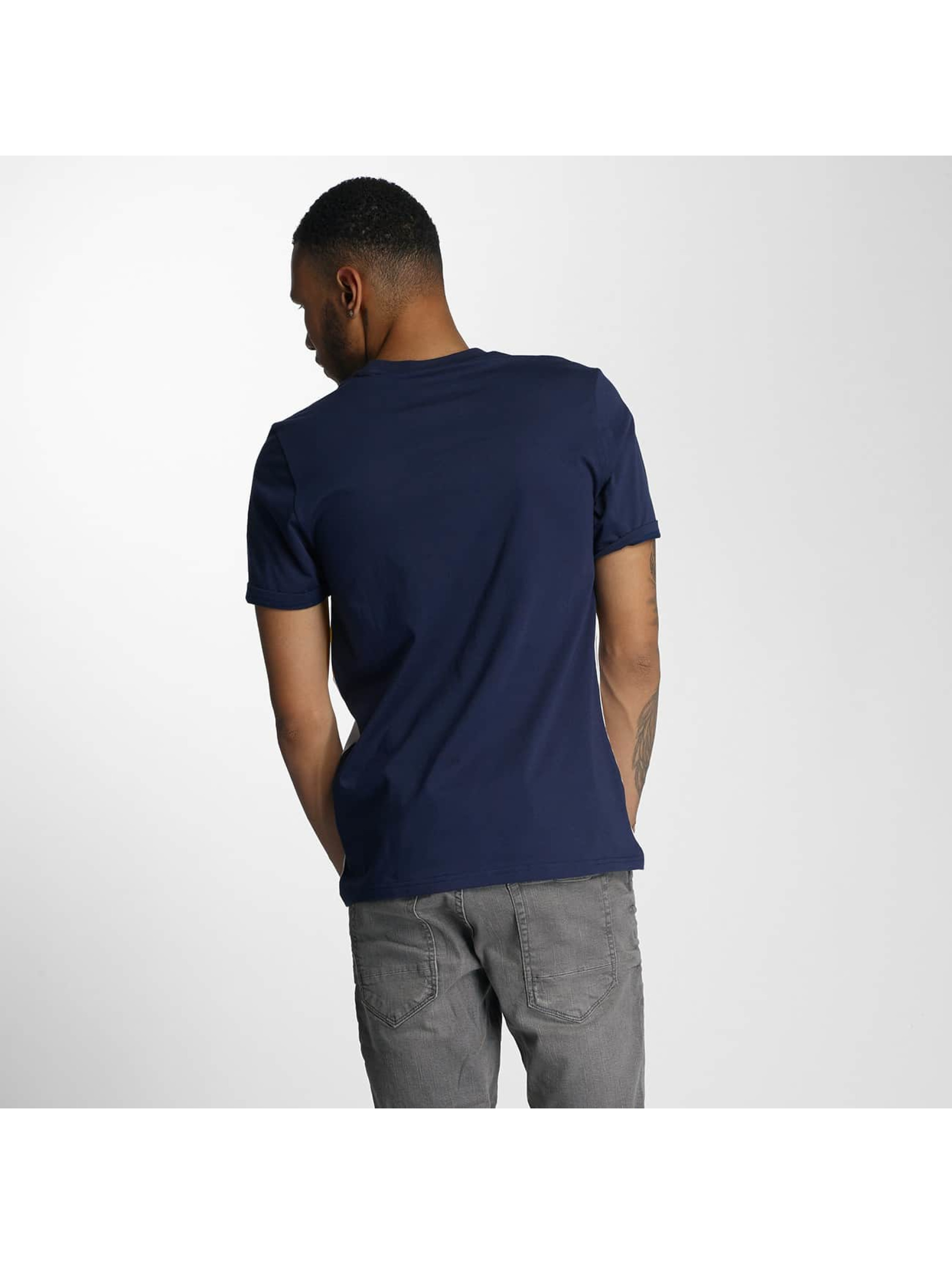 Wrung Division T-Shirt Russell blanc