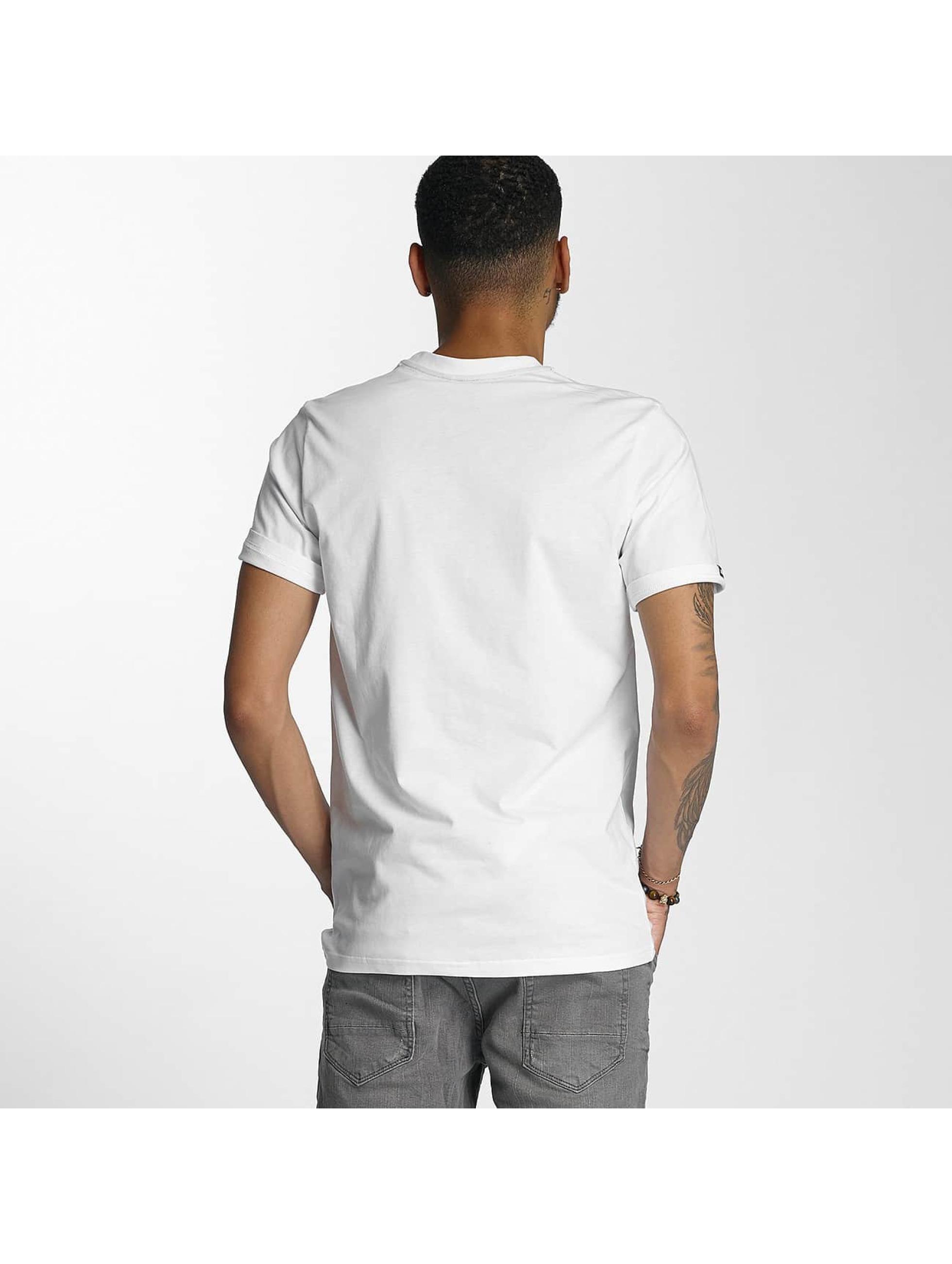 Wrung Division T-Shirt Lecter blanc