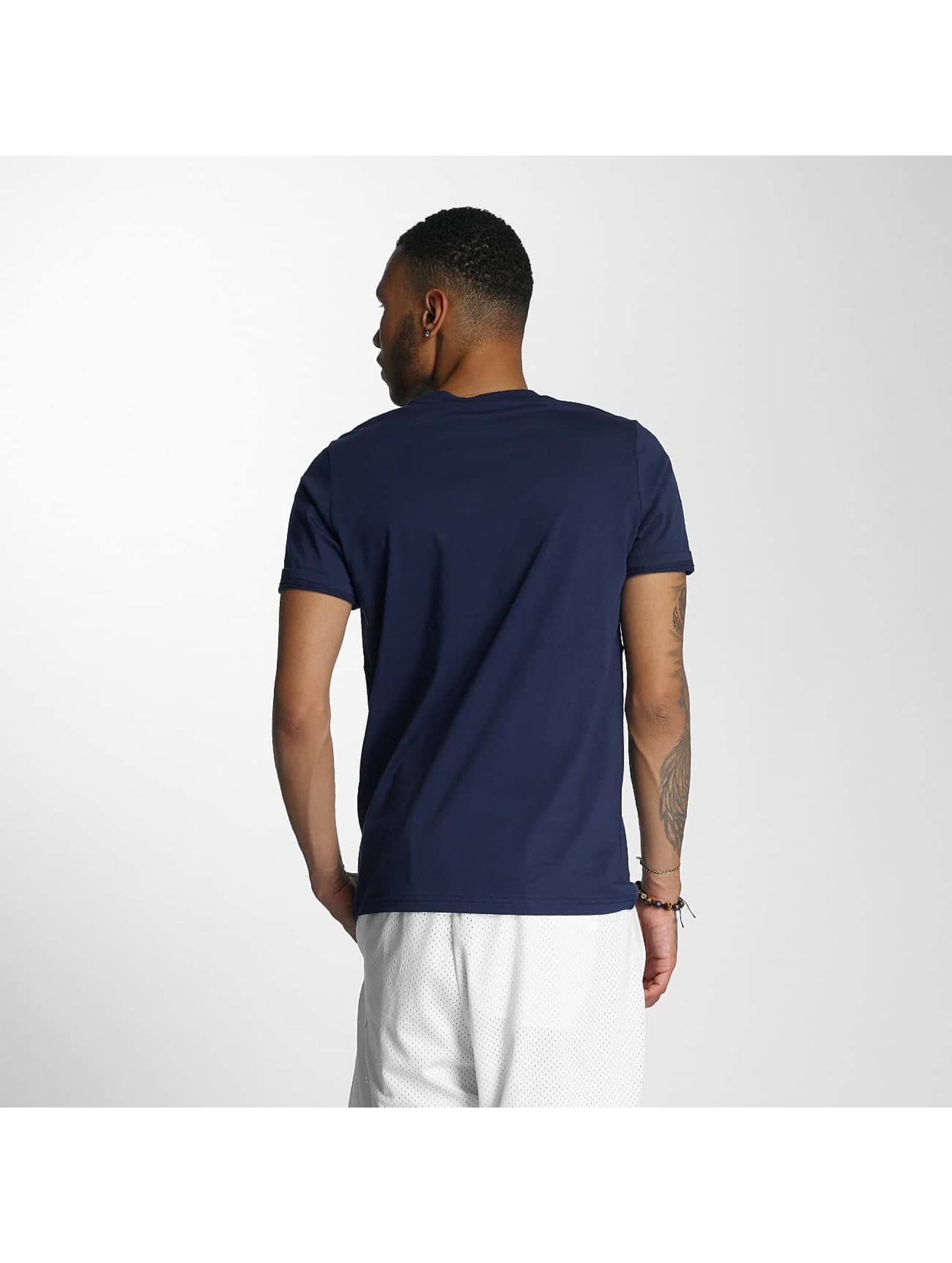 Wrung Division T-Shirt Flow bleu