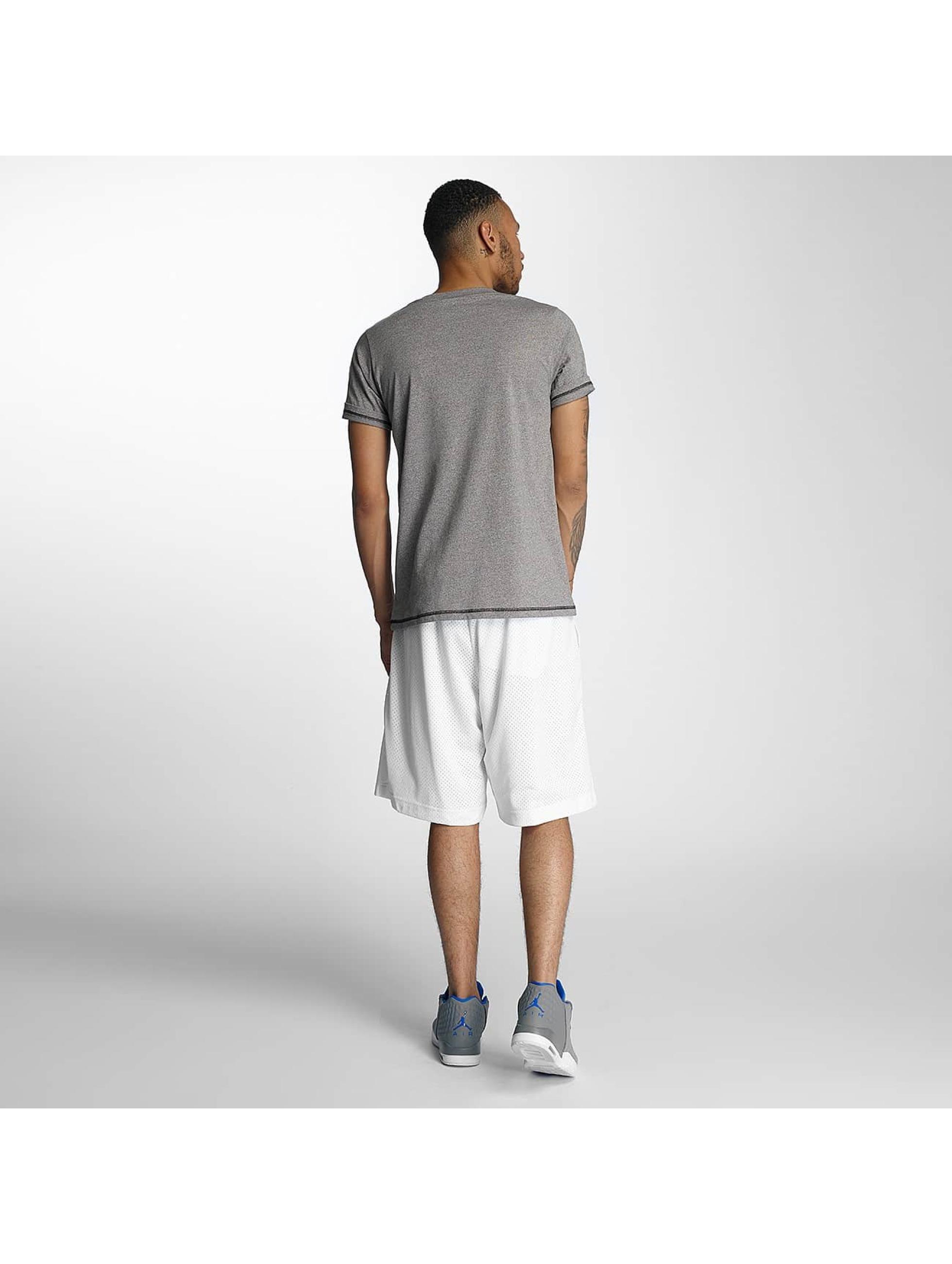 Wrung Division T-Shirt Just Do Art gray