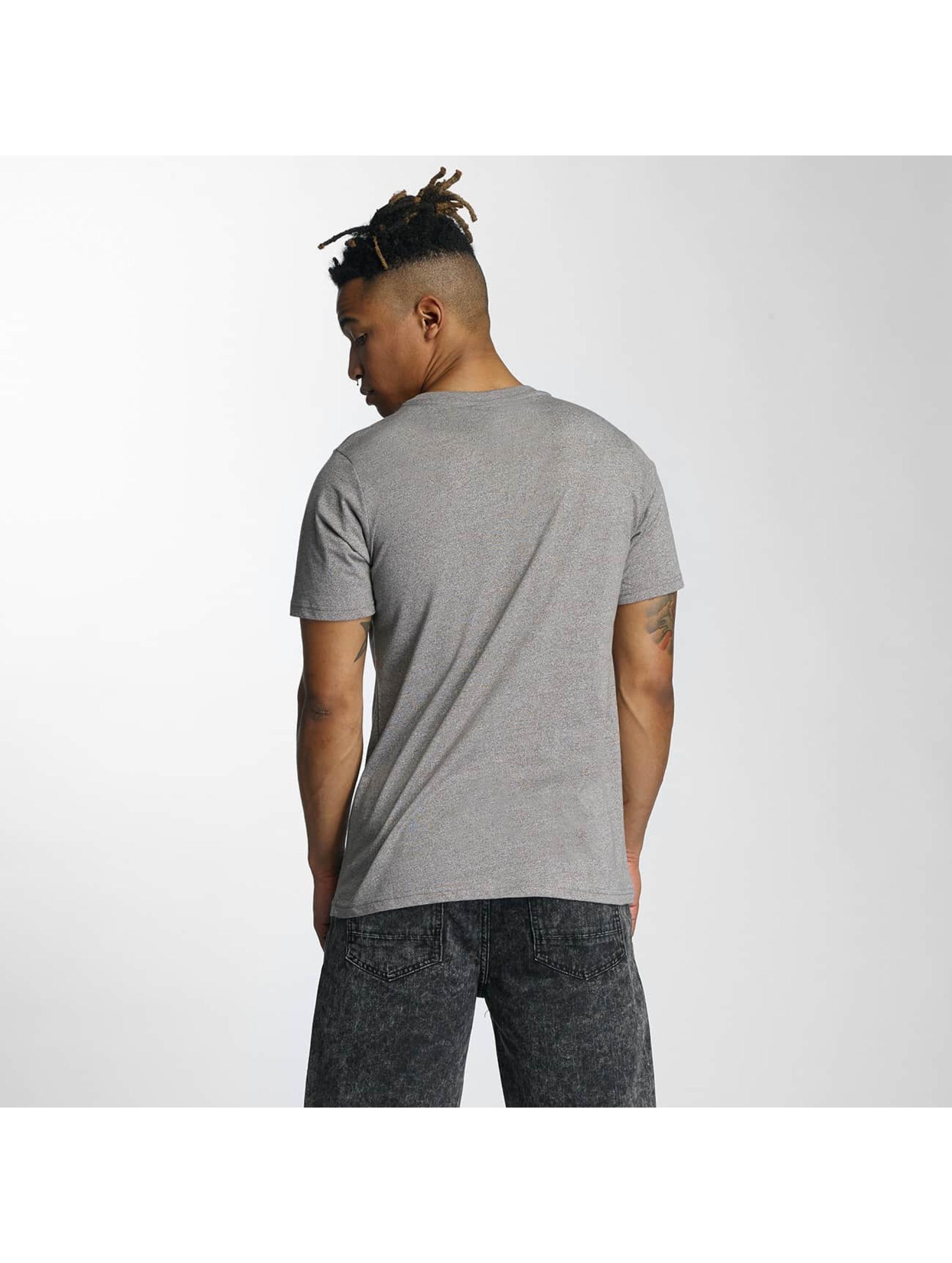 Wrung Division T-Shirt Mauvais Garcons grey