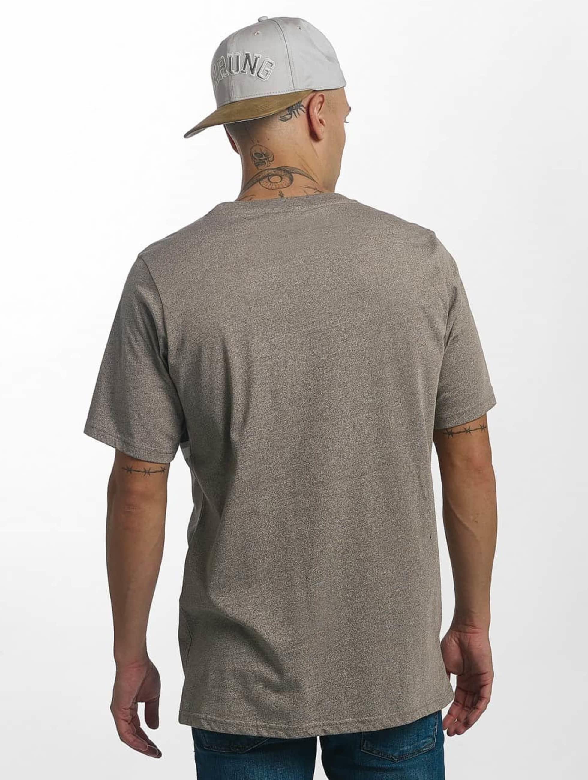 Wrung Division T-Shirt Show gris