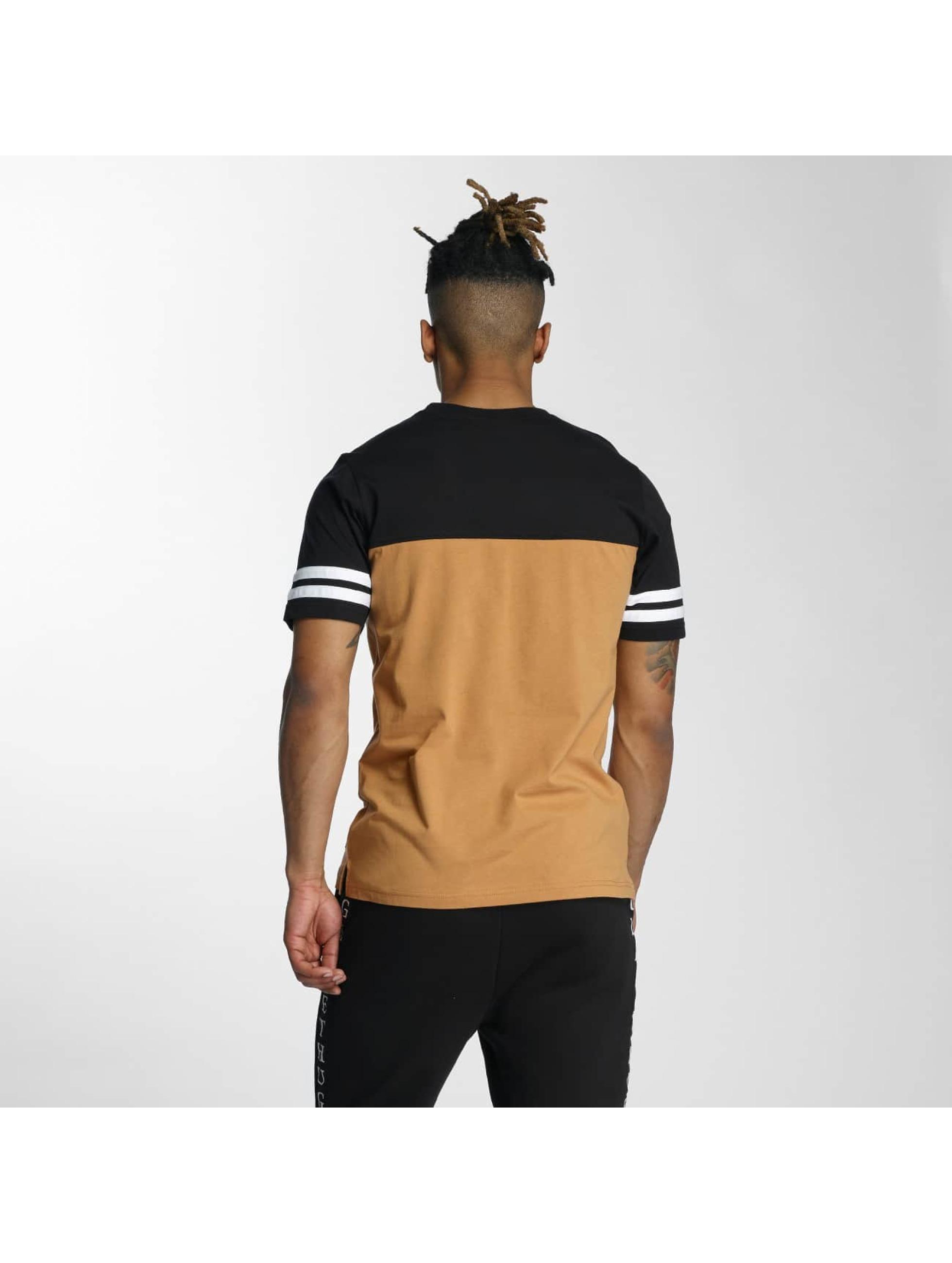 Wrung Division T-Shirt Beast noir