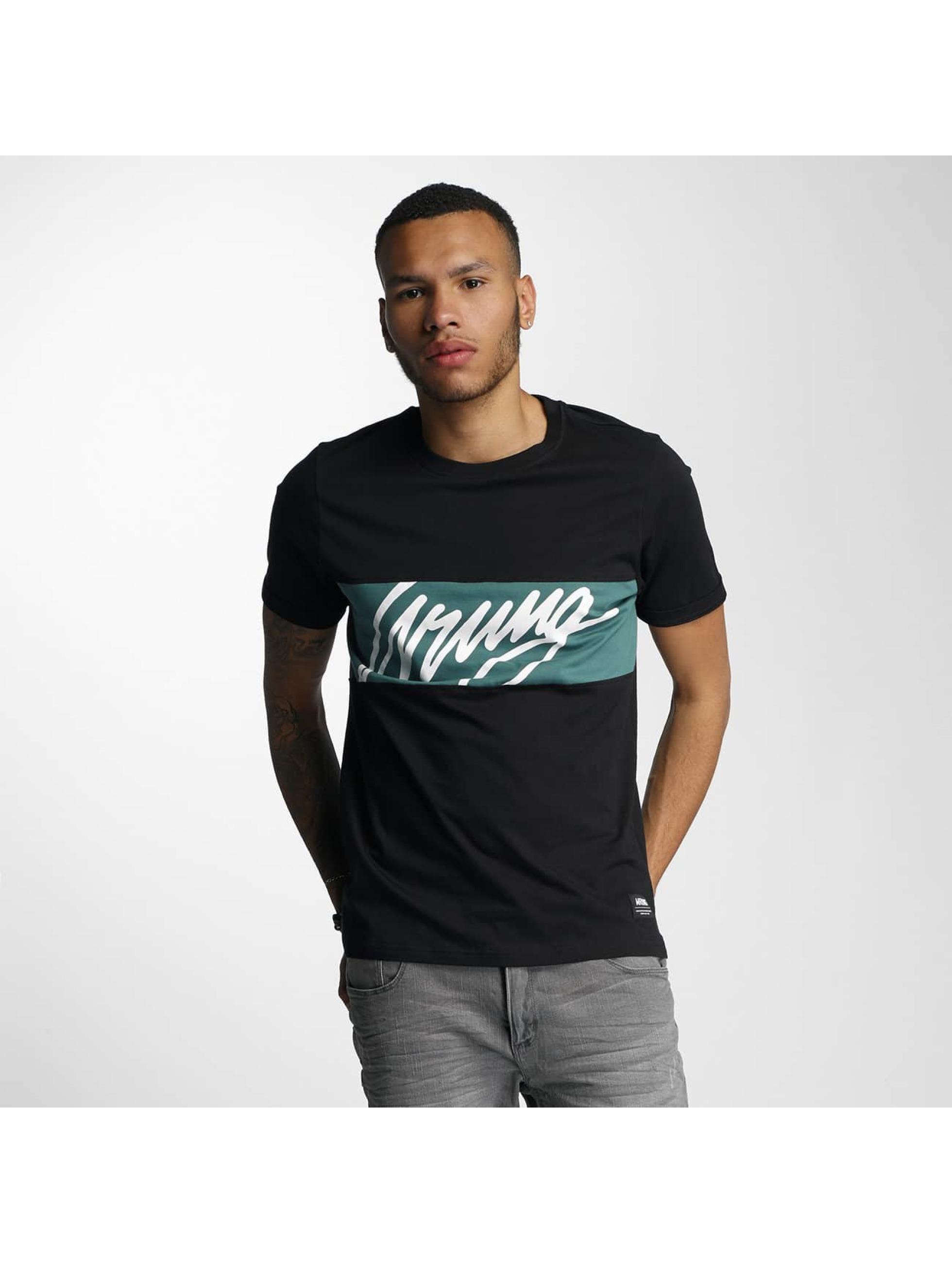 Wrung Division T-Shirt Flow noir