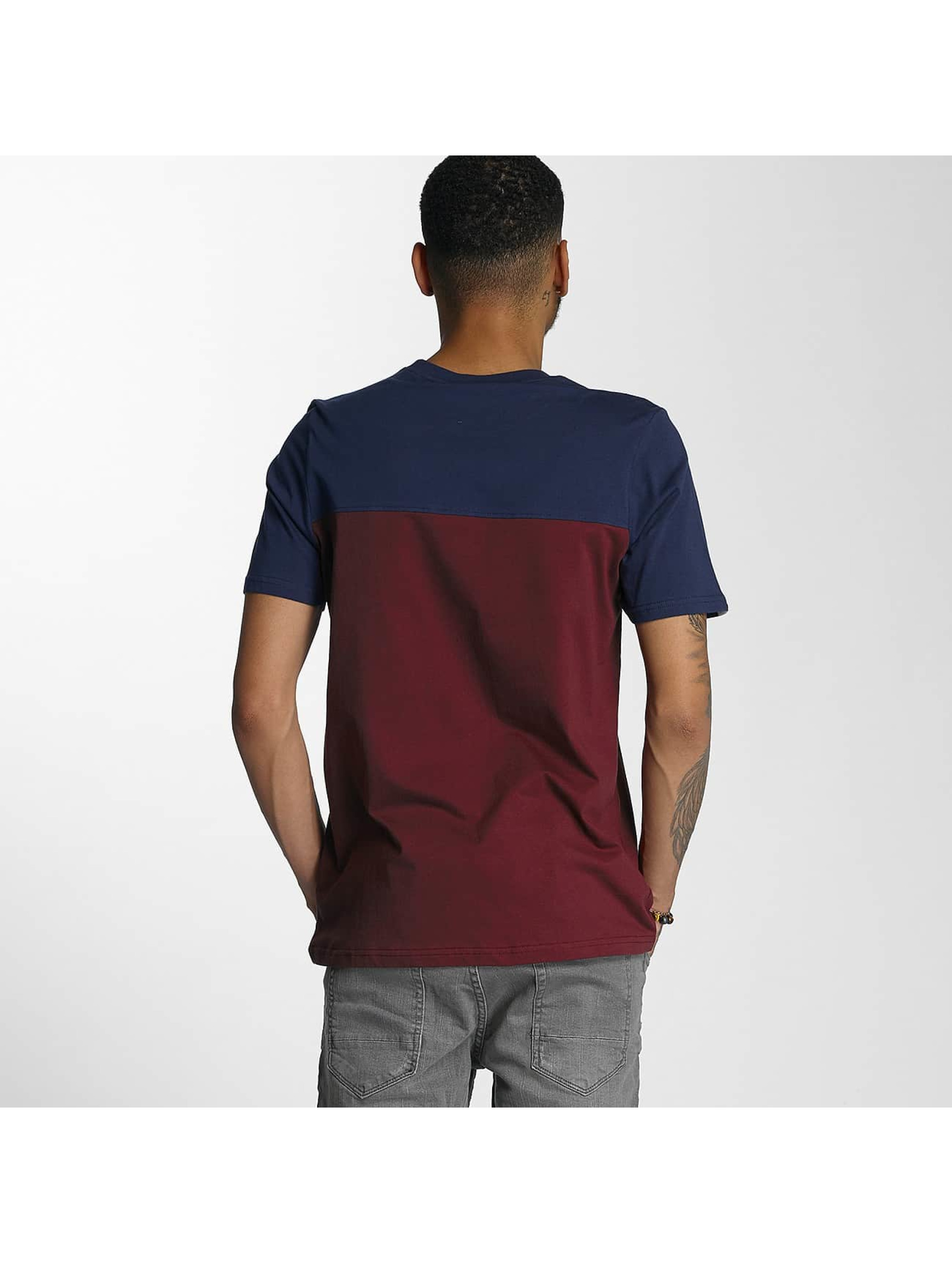 Wrung Division T-Shirt Pocket rot