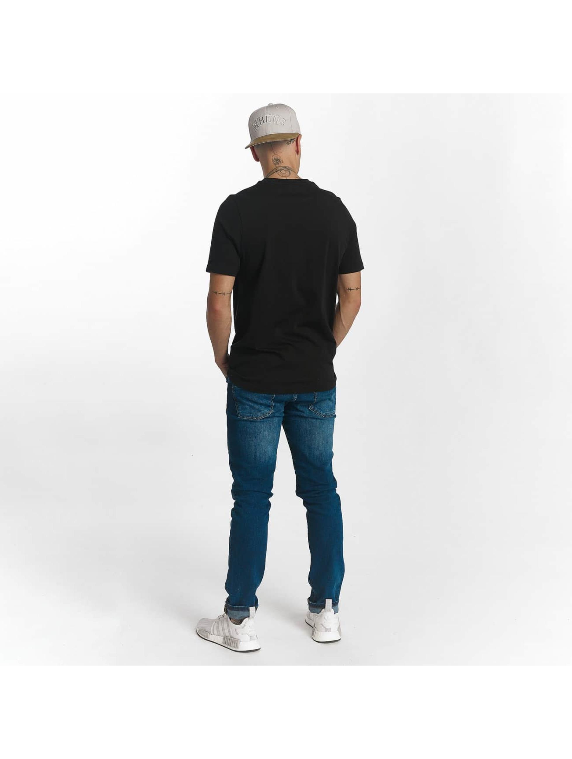 Wrung Division T-Shirt Original schwarz