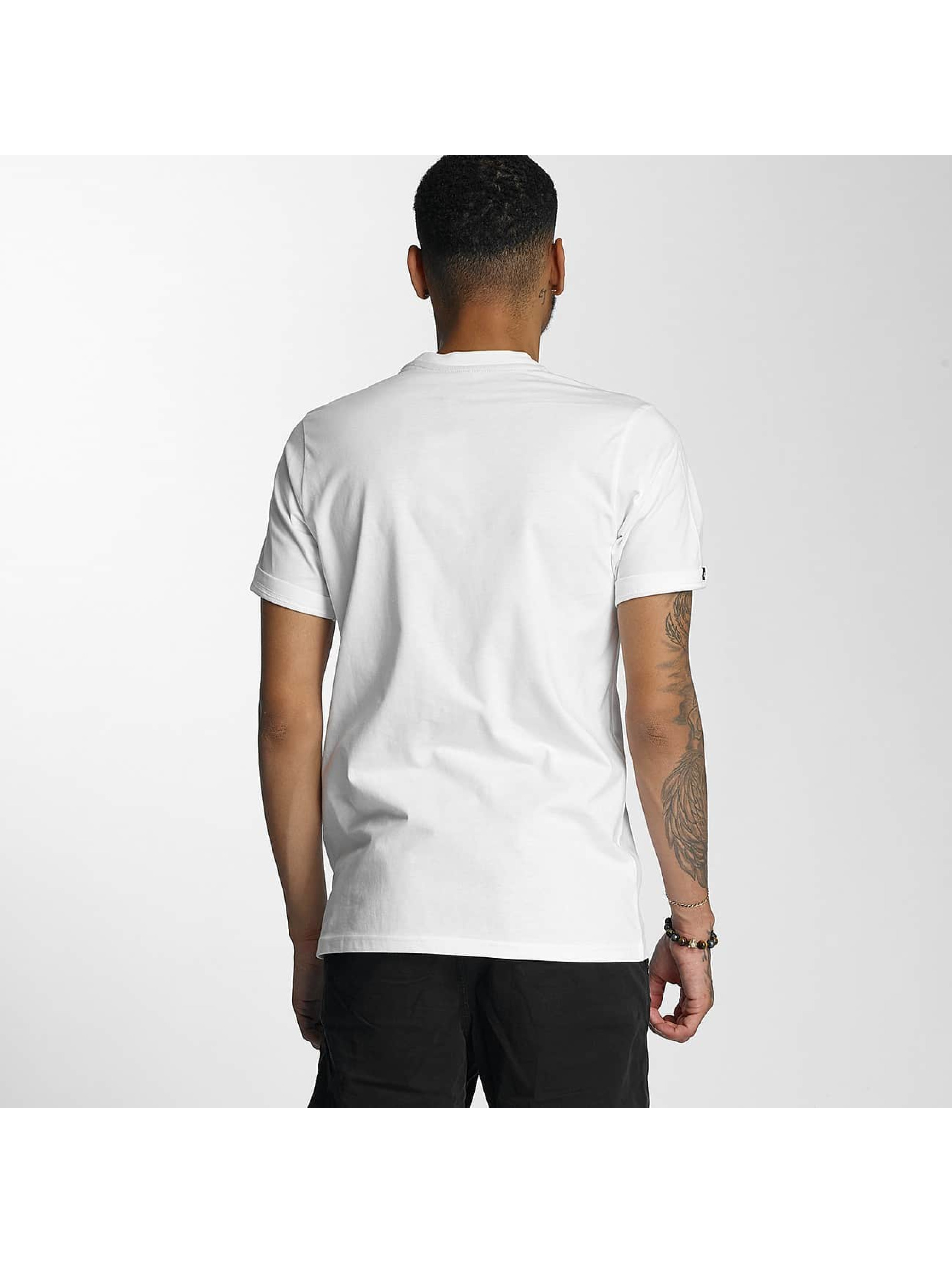 Wrung Division T-Shirt Tapes white