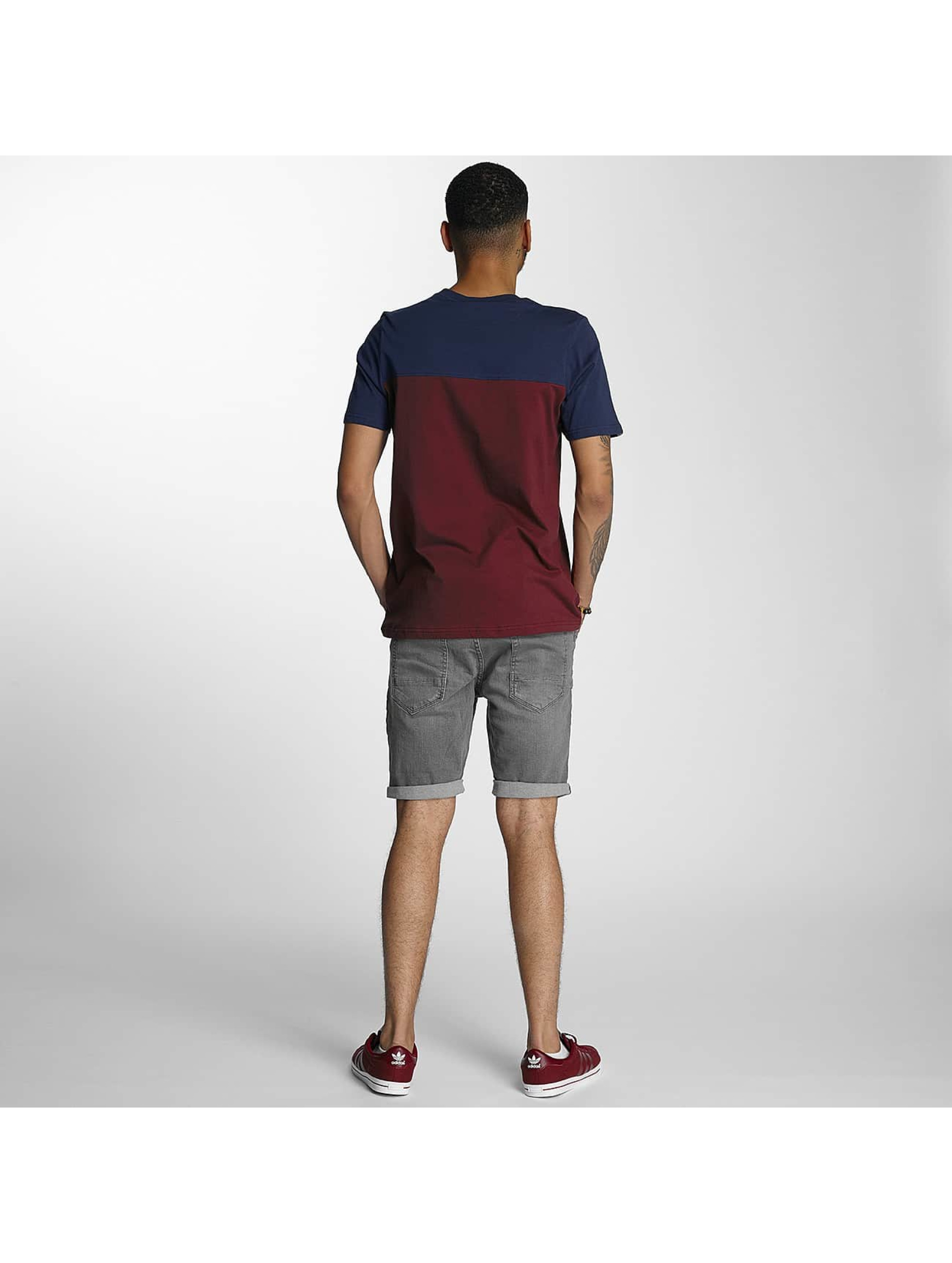 Wrung Division T-skjorter Pocket red