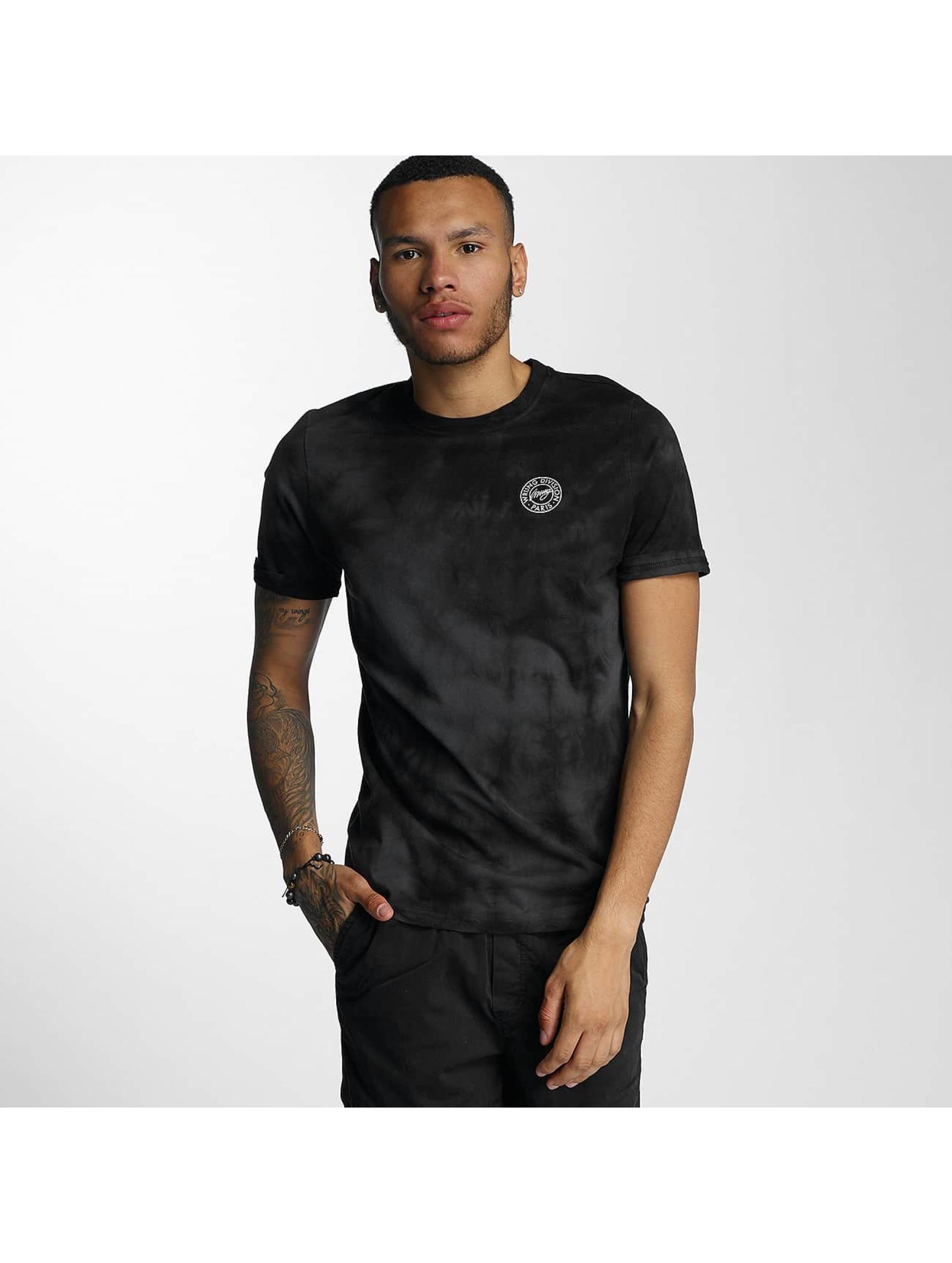 Wrung Division T-skjorter 75TH DIV svart