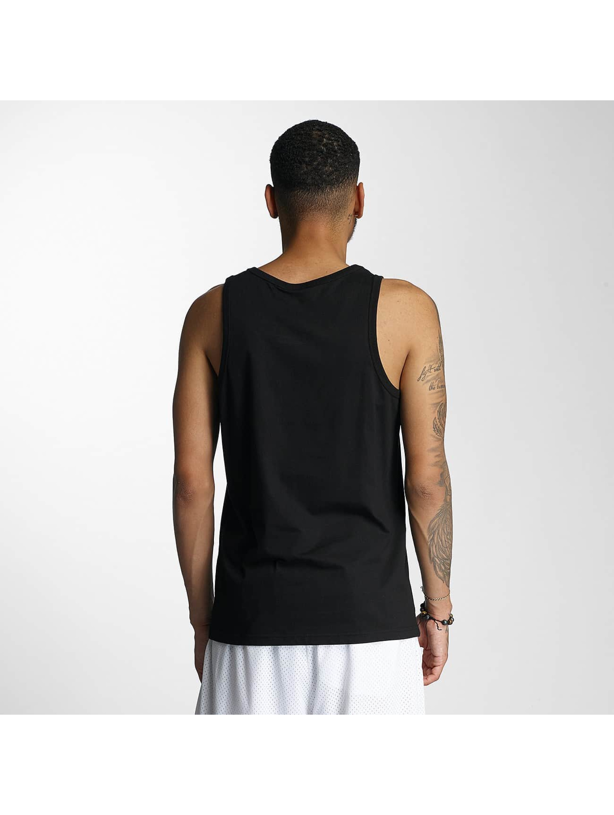 Wrung Division Tank Tops Signed black