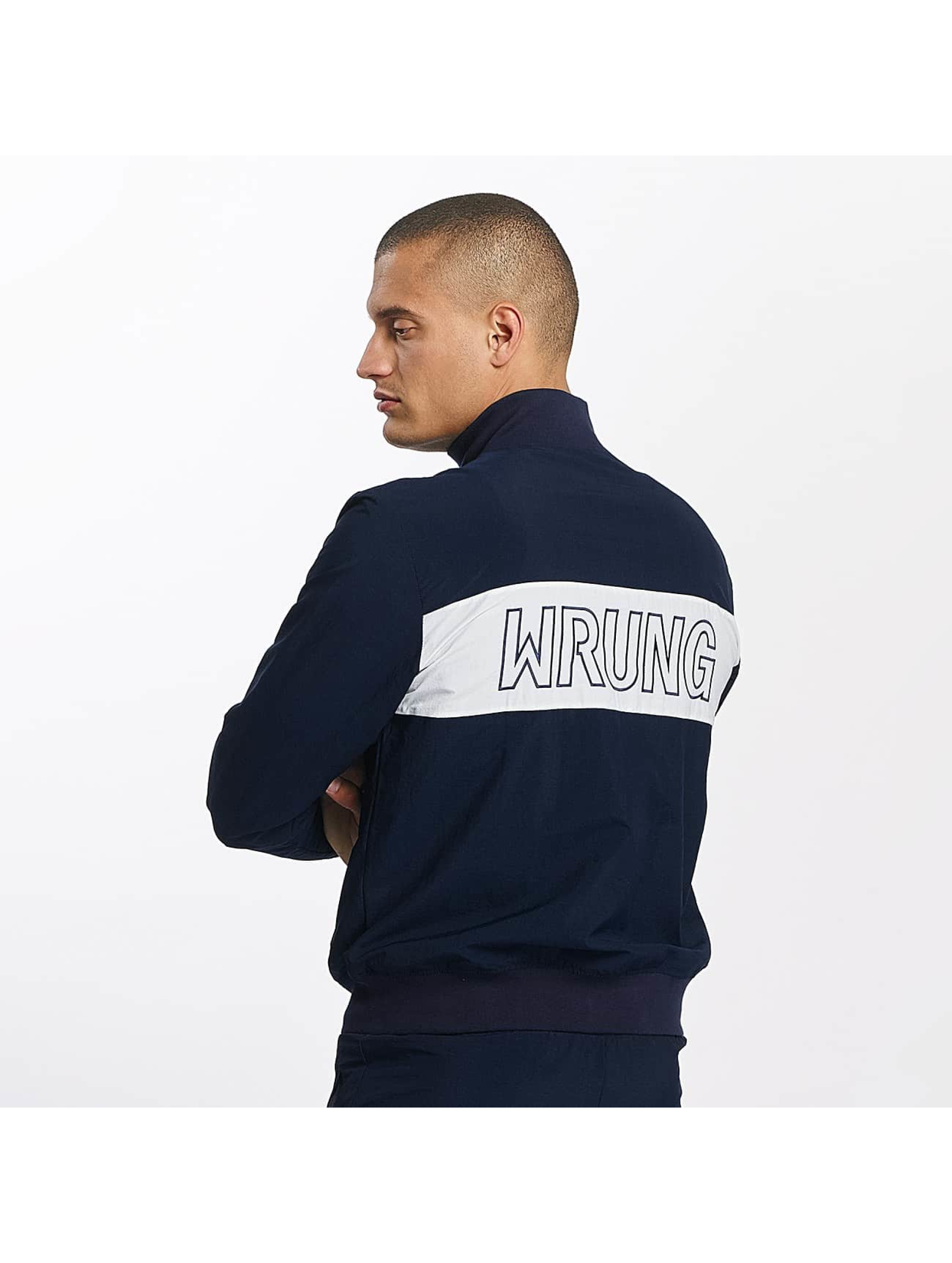 Wrung Division Transitional Jackets Ideal blå