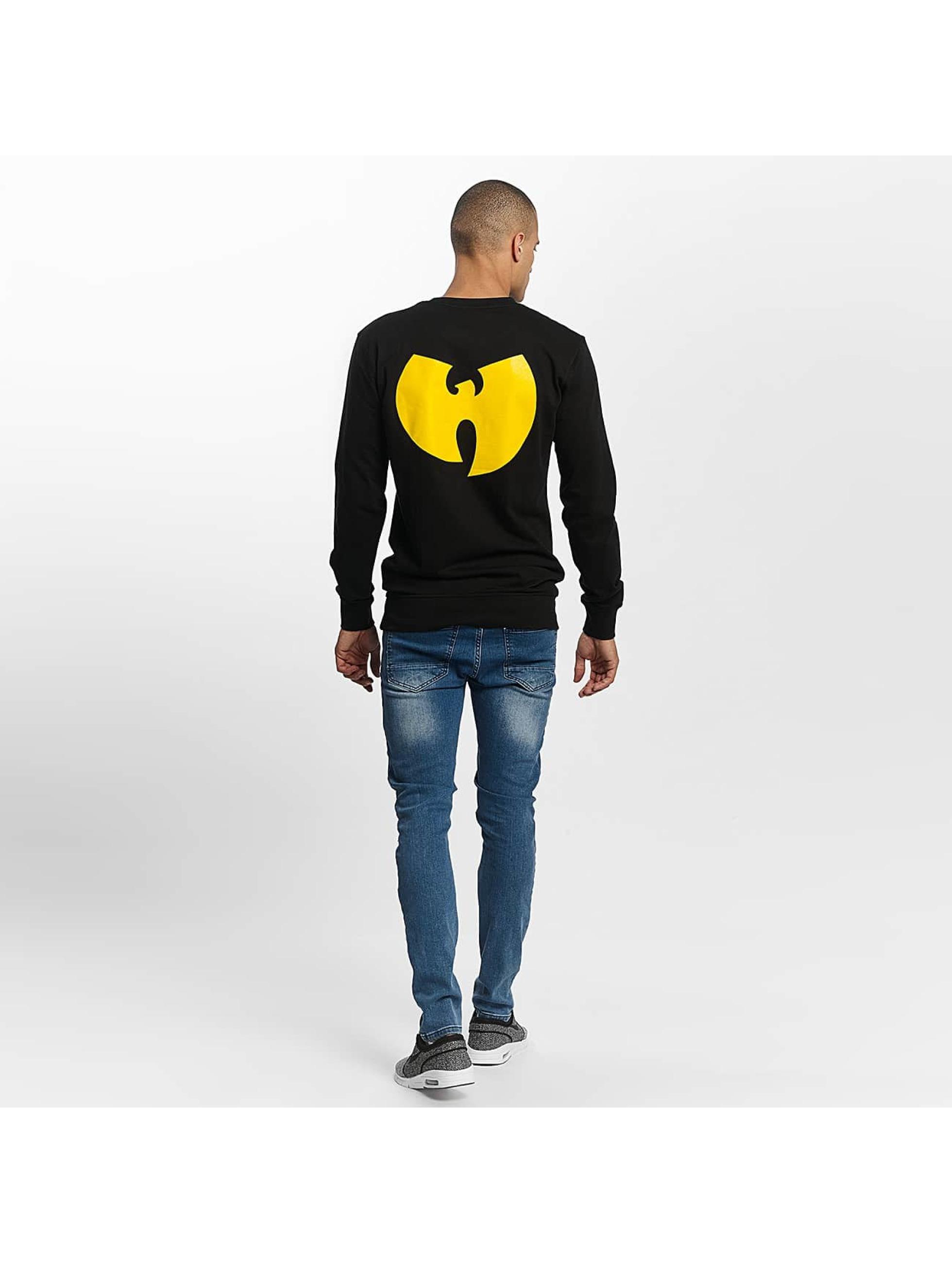 Wu-Tang Пуловер Front-Back черный