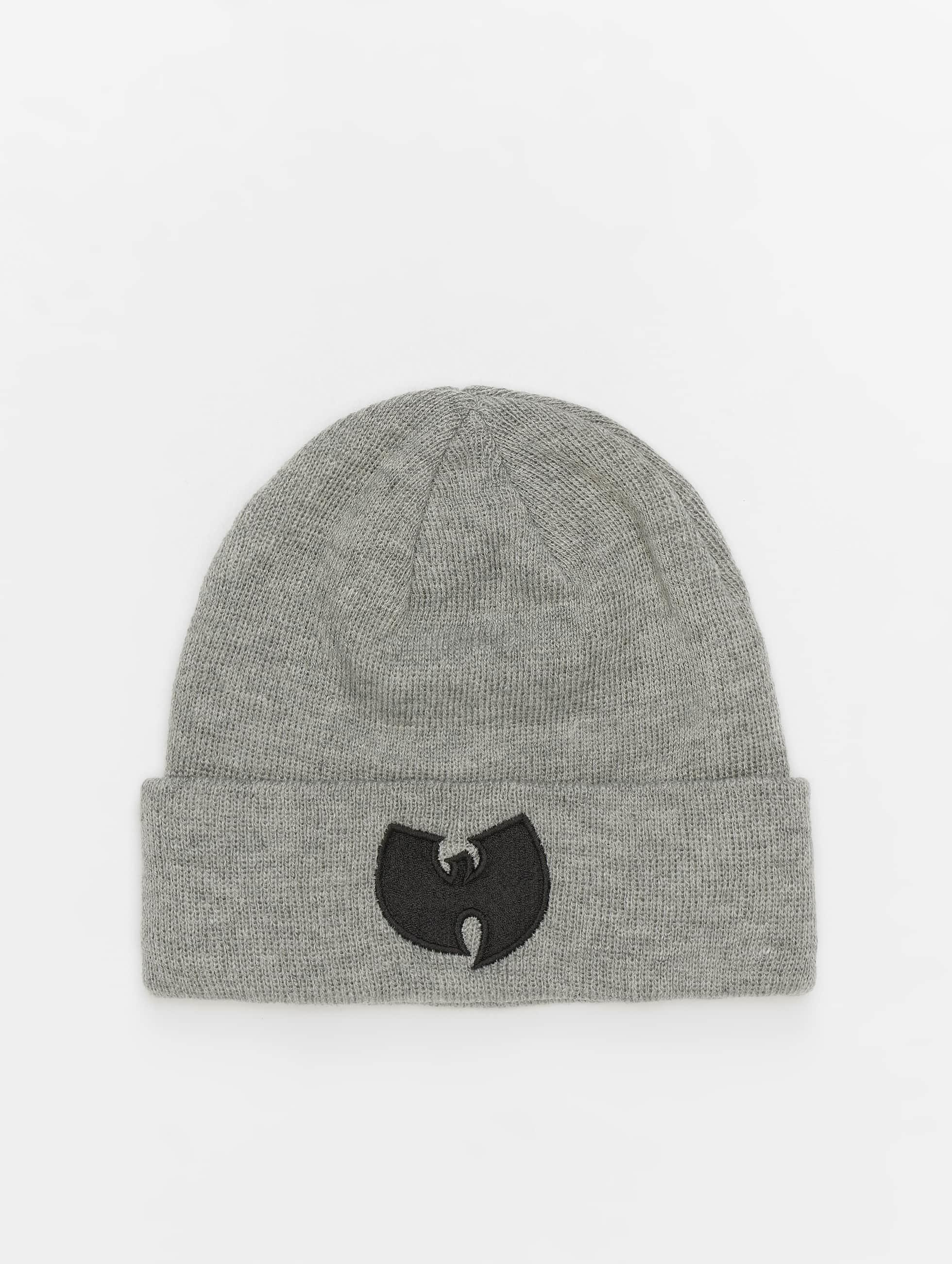 Wu-Tang Beanie Logo grey