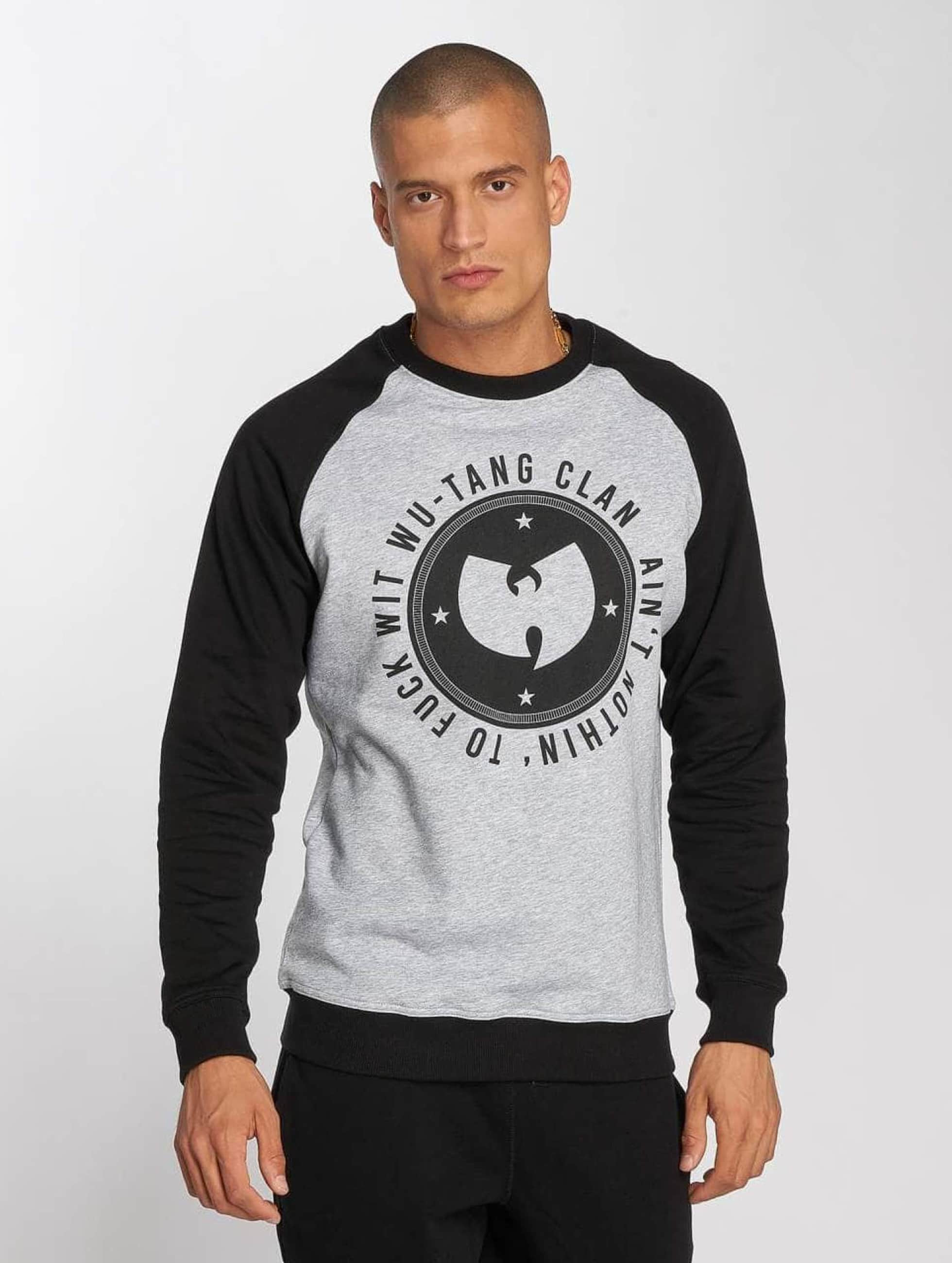 Wu-Tang Jersey Ain't Nothing' gris