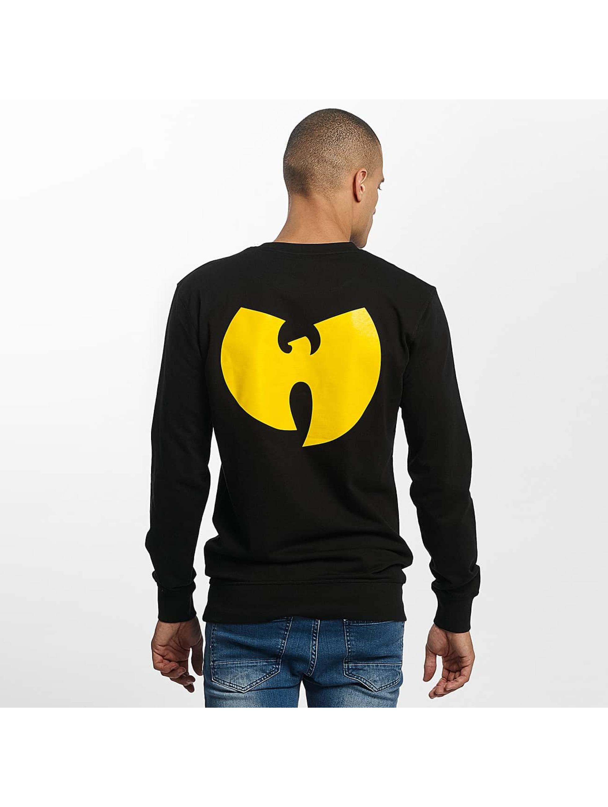 Wu-Tang Jumper Front-Back black