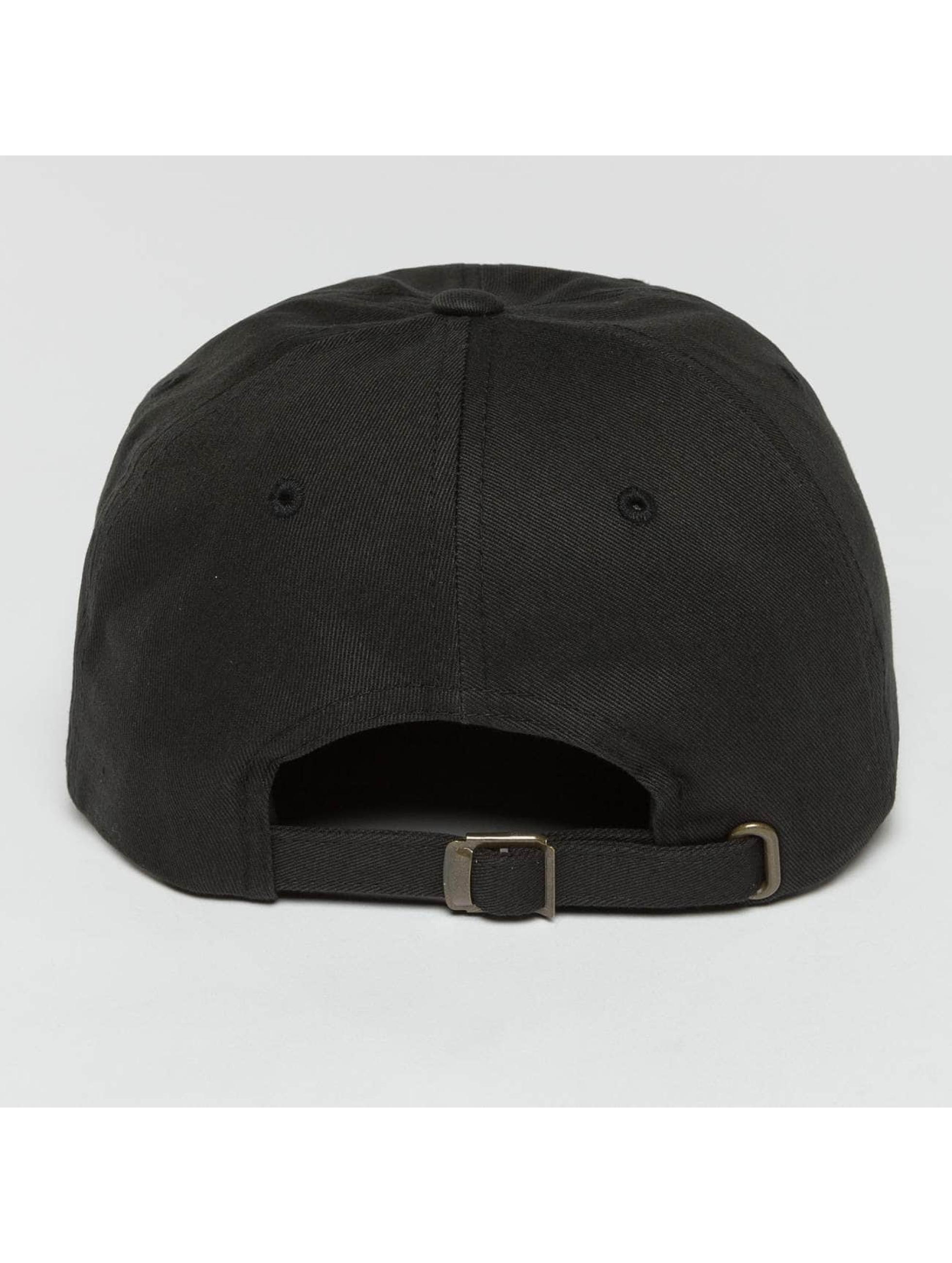 Wu-Tang Snapback Cap Logo Dad black