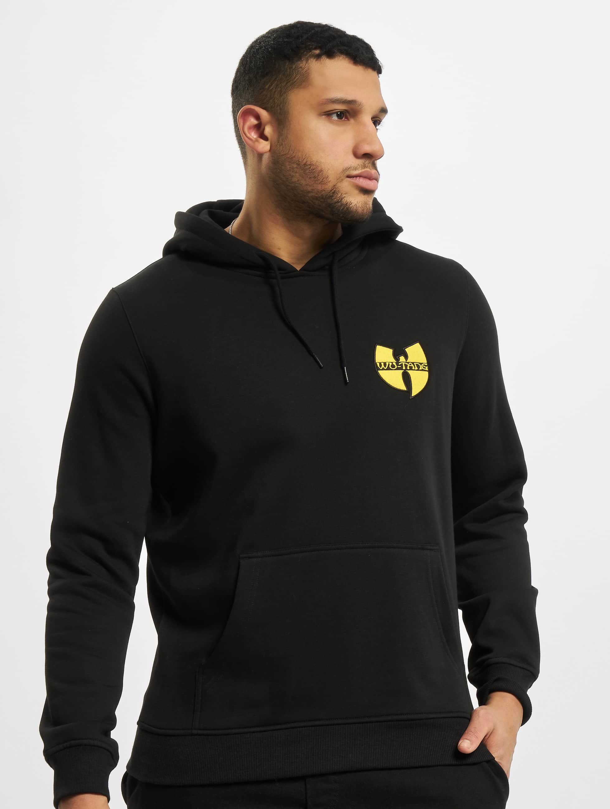Wu-Tang Sweat capuche Chest Logo noir