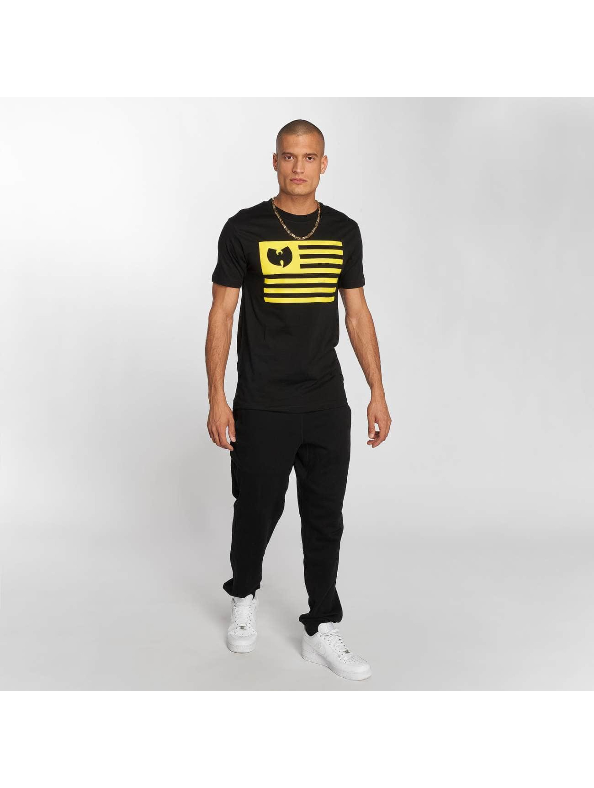 Wu-Tang T-shirt Flag svart