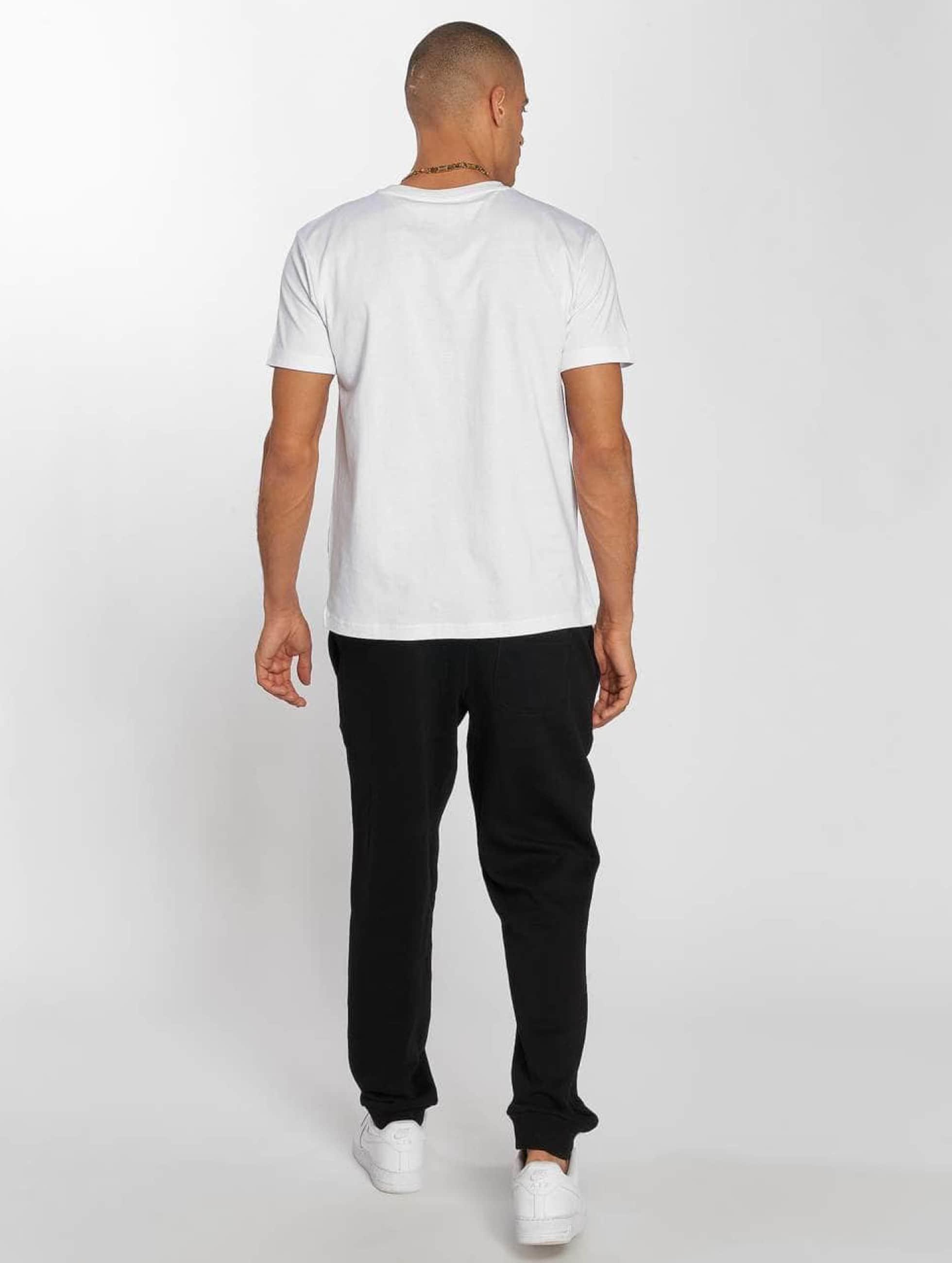 Wu-Tang T-shirts Globe Logo hvid