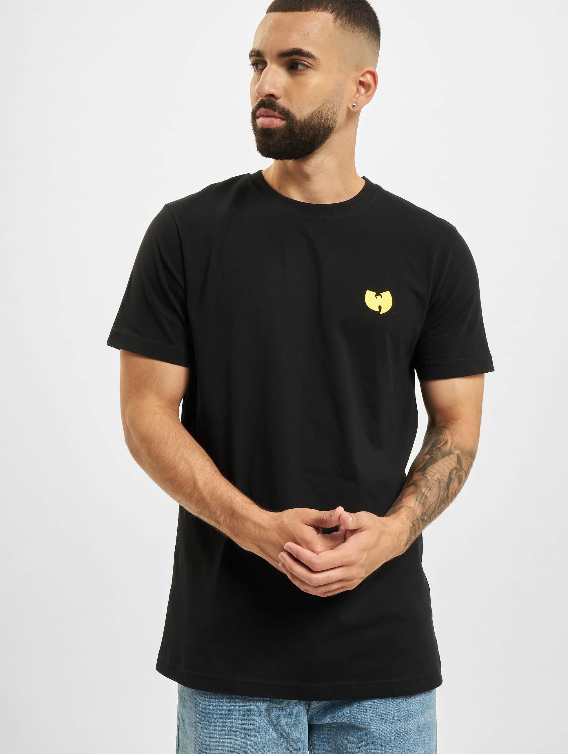 Wu-Tang T-shirts Front-Back sort