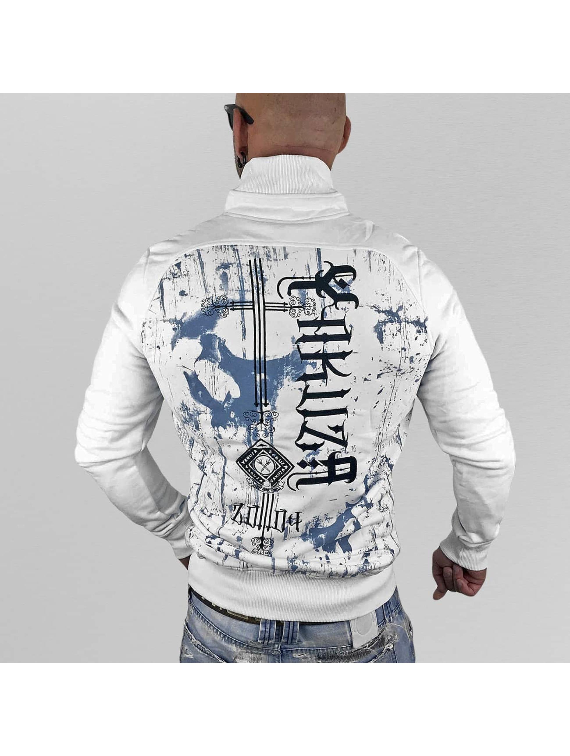 Yakuza Демисезонная куртка Dark Side белый
