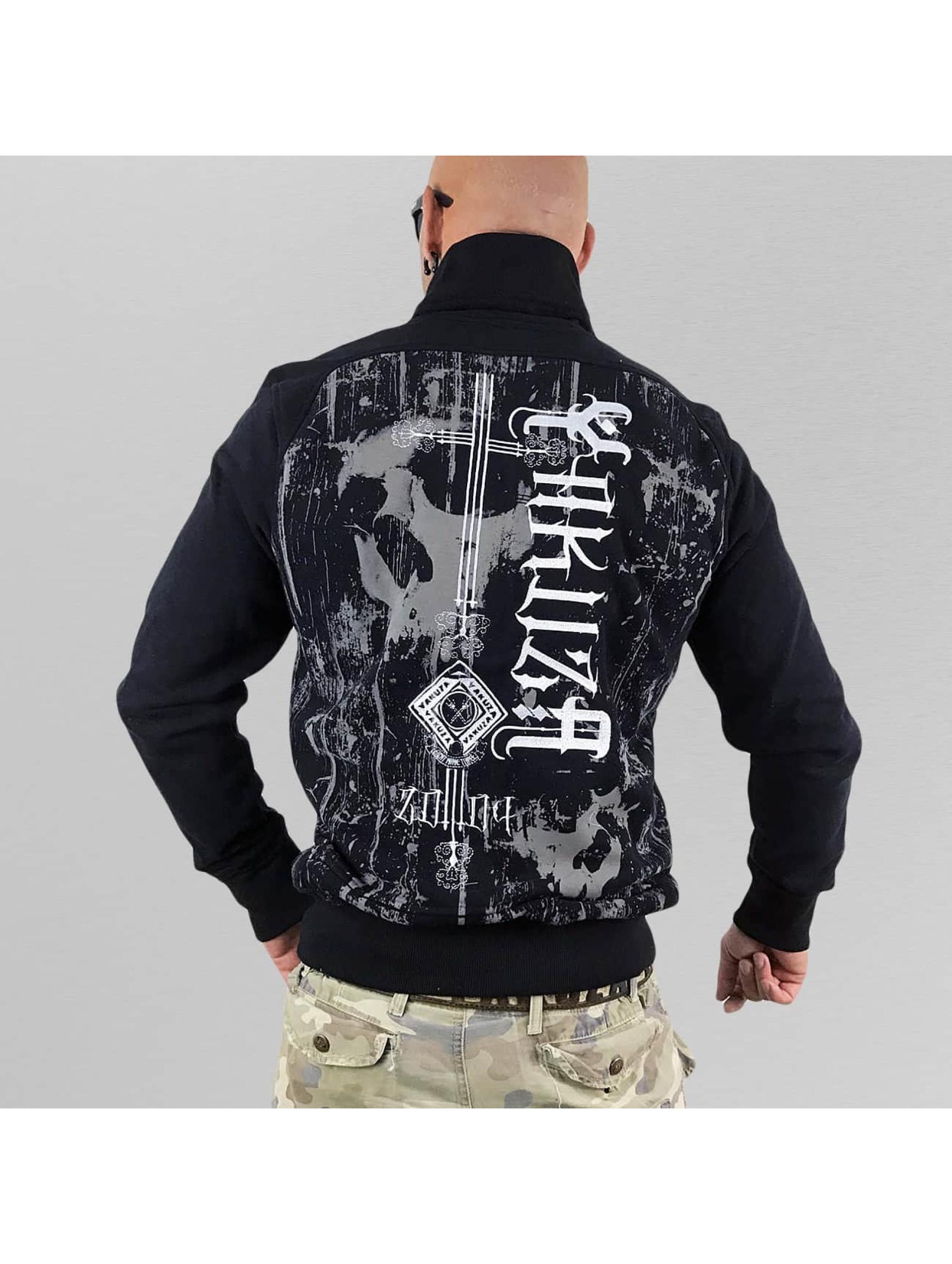 Yakuza Демисезонная куртка Dark Side черный