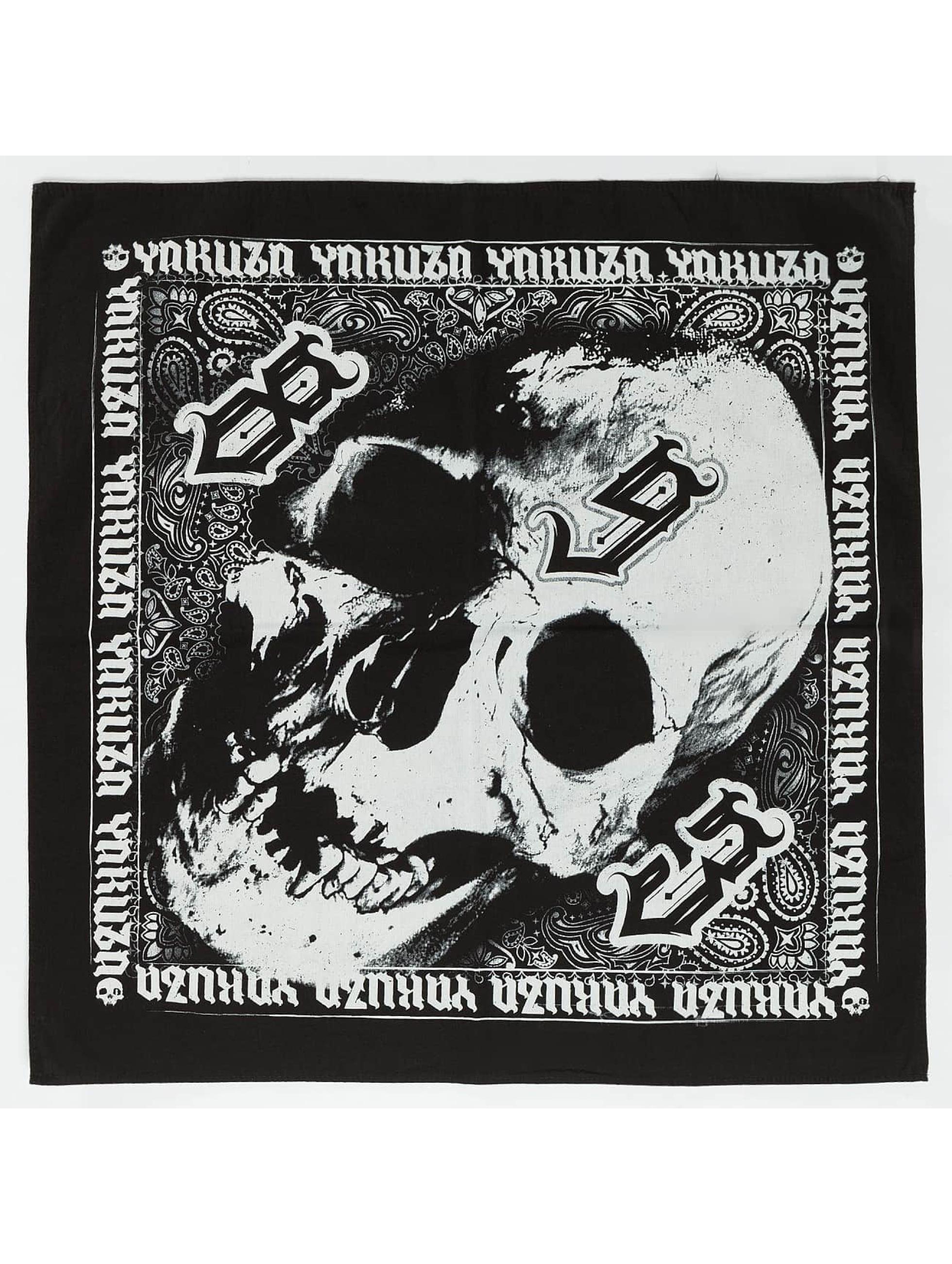 Yakuza Bandana Skull schwarz