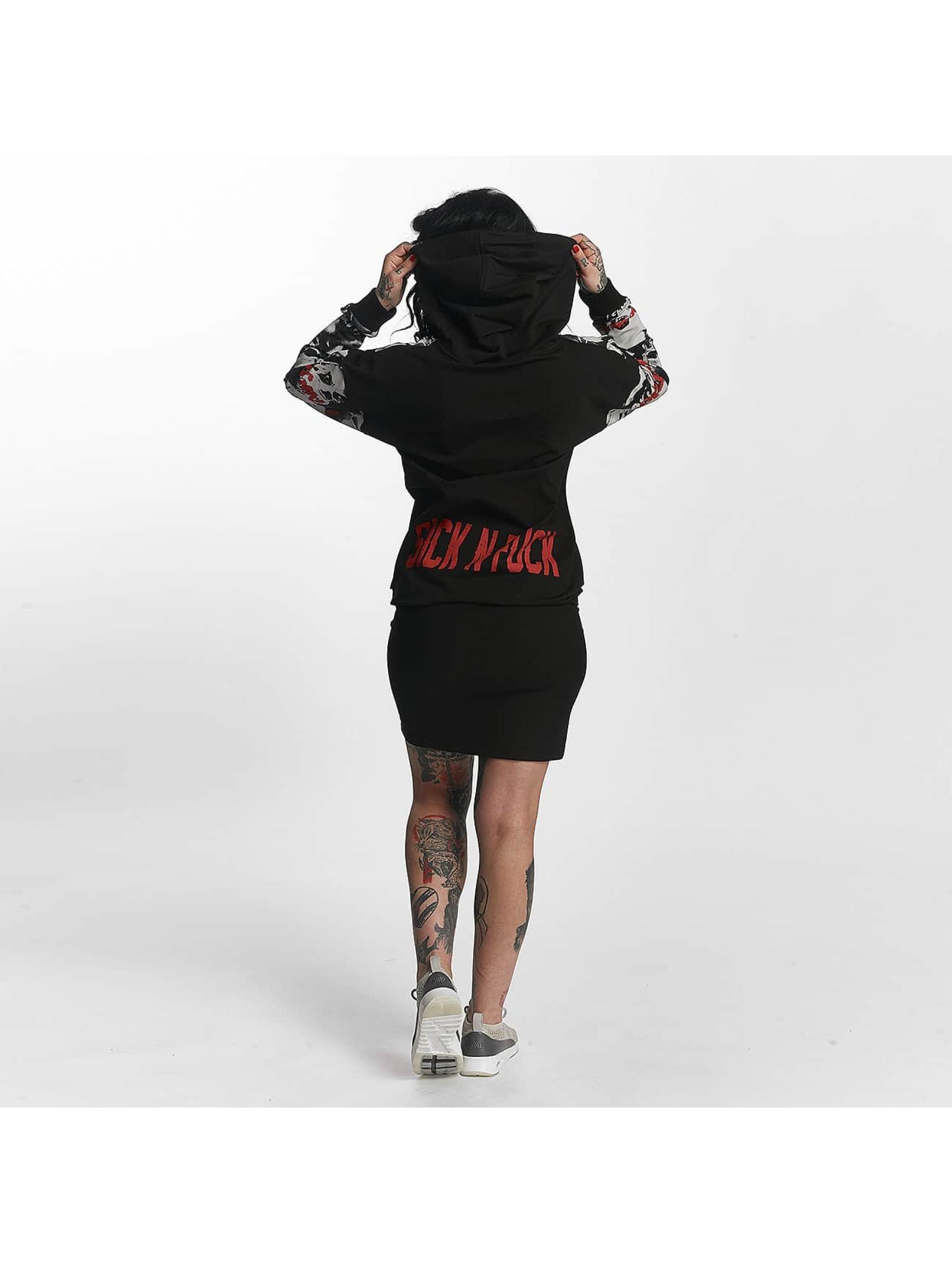 Yakuza Dress Sick N Fuck black