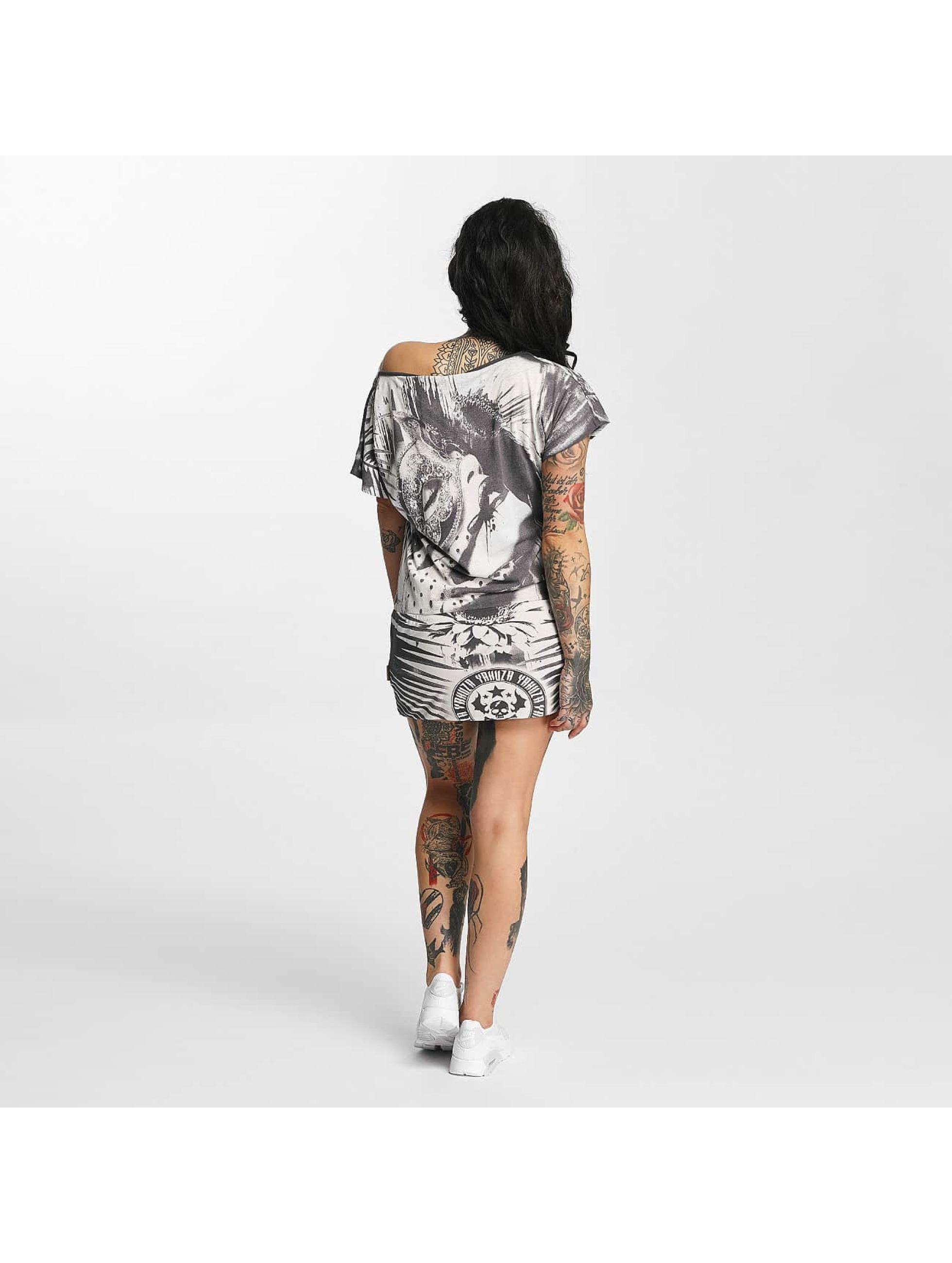Yakuza Dress Root Girl grey