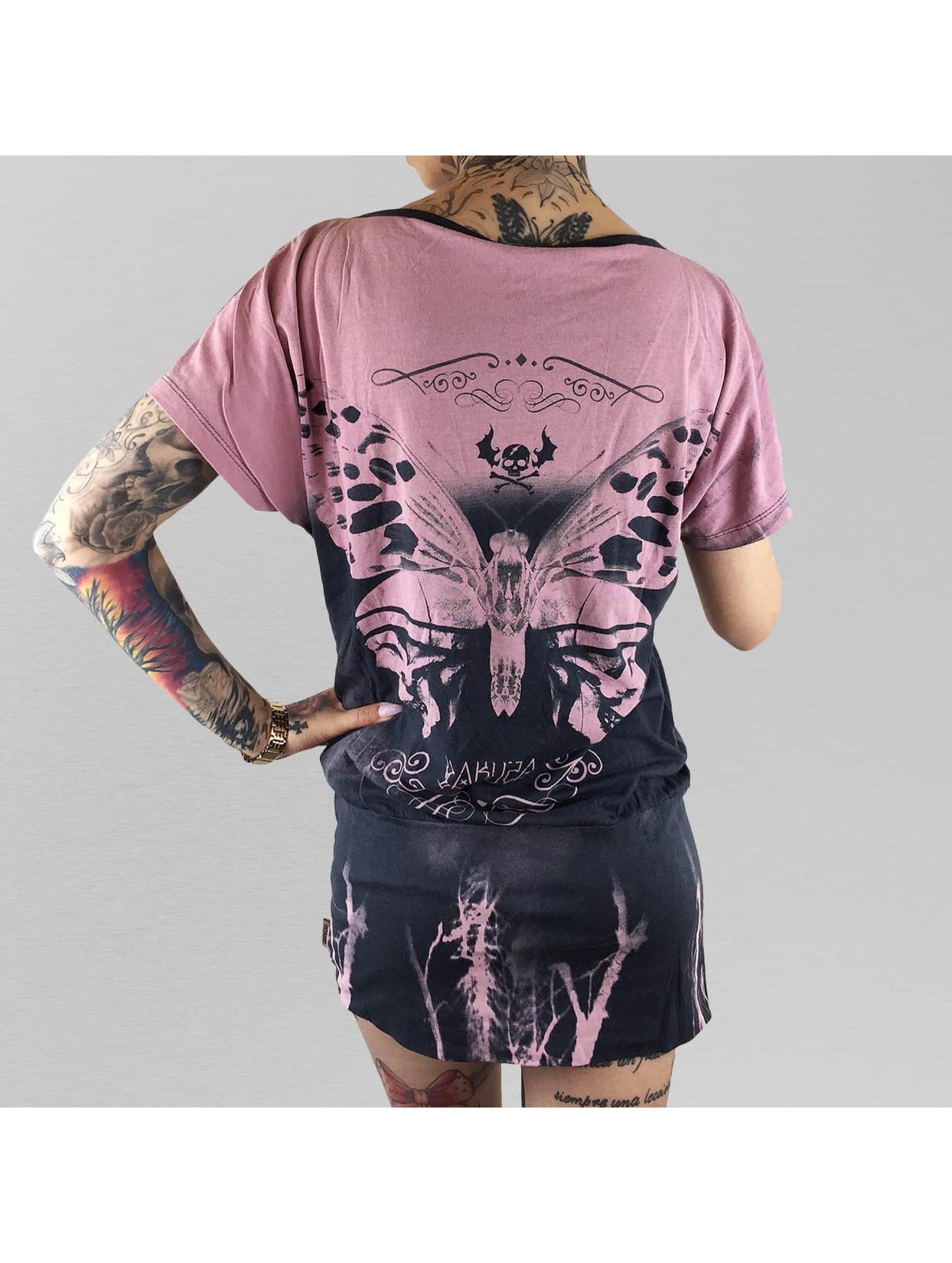Yakuza Dress Moth indigo
