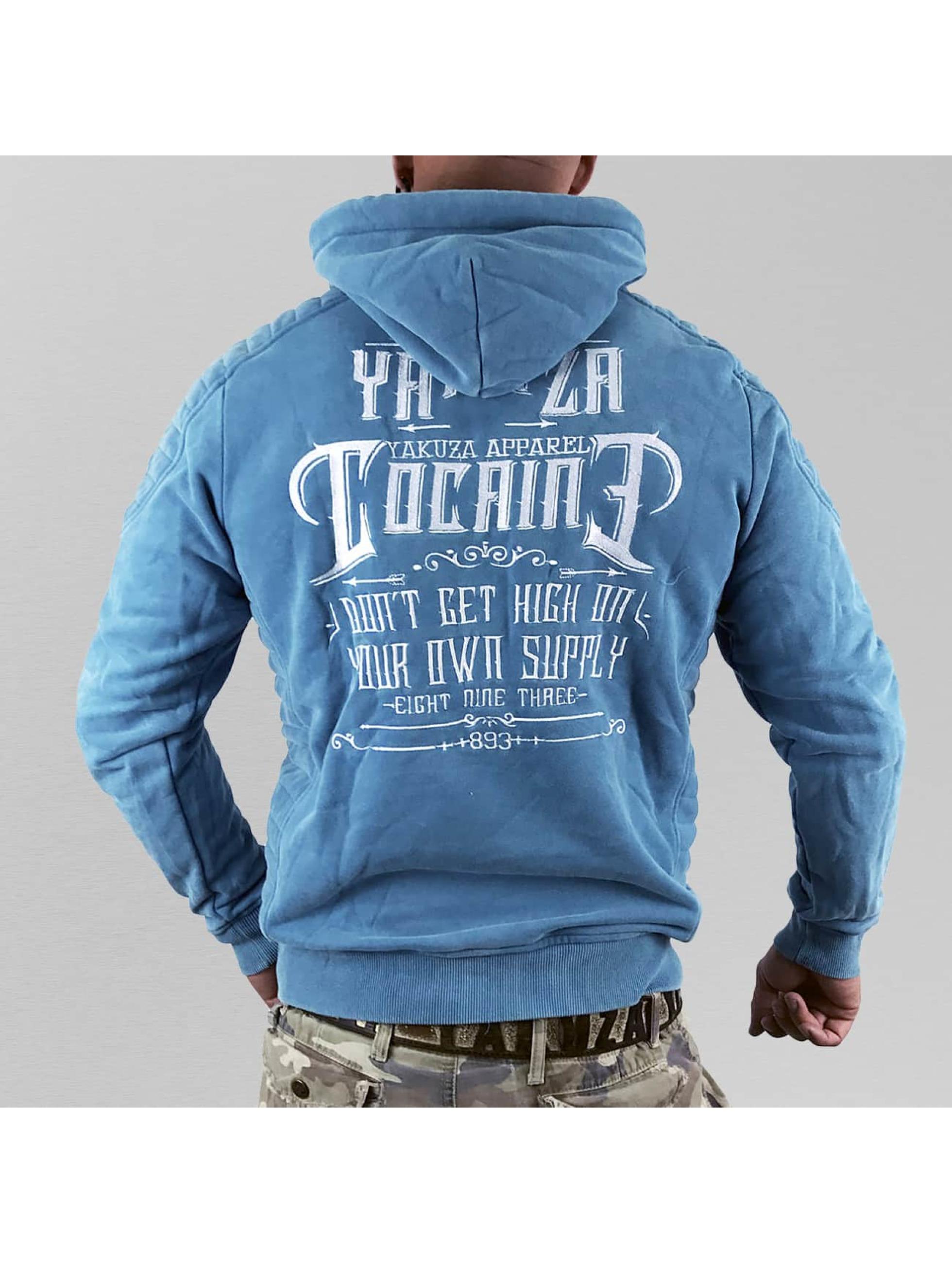 Yakuza Hettegensre Cocaine blå
