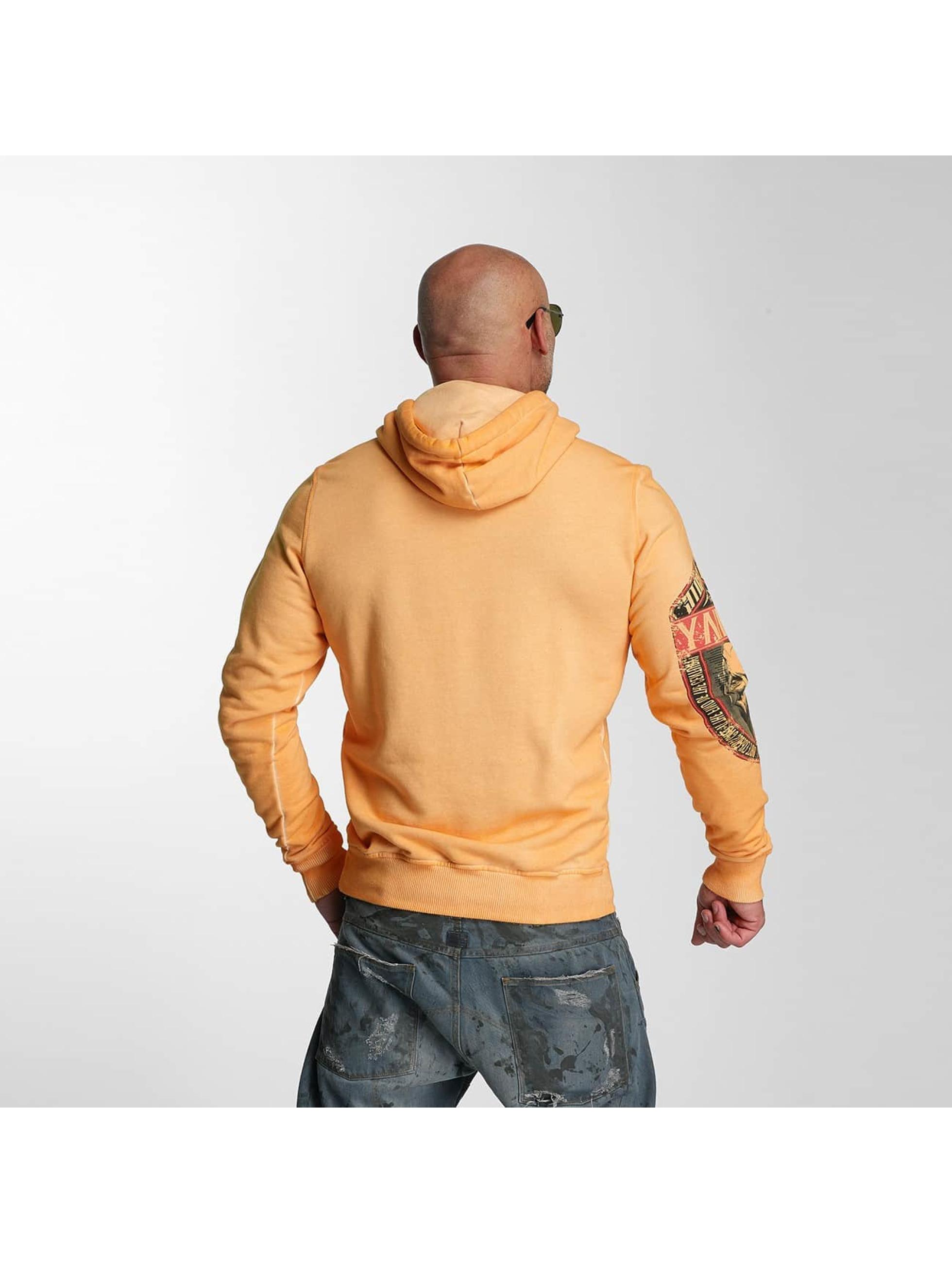 Yakuza Hoodie Brute Devil orange
